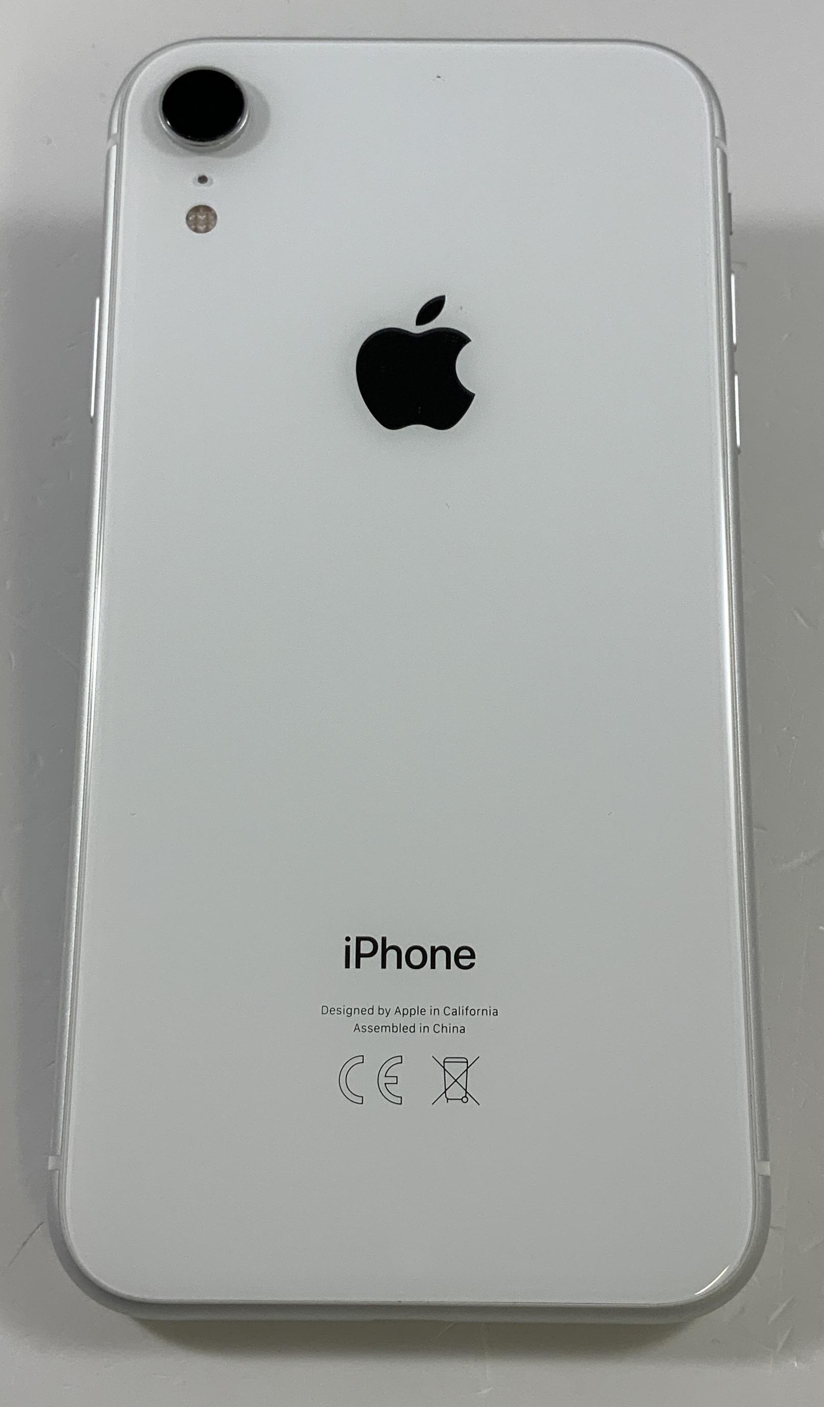 iPhone XR 64GB, 64GB, White, Afbeelding 2