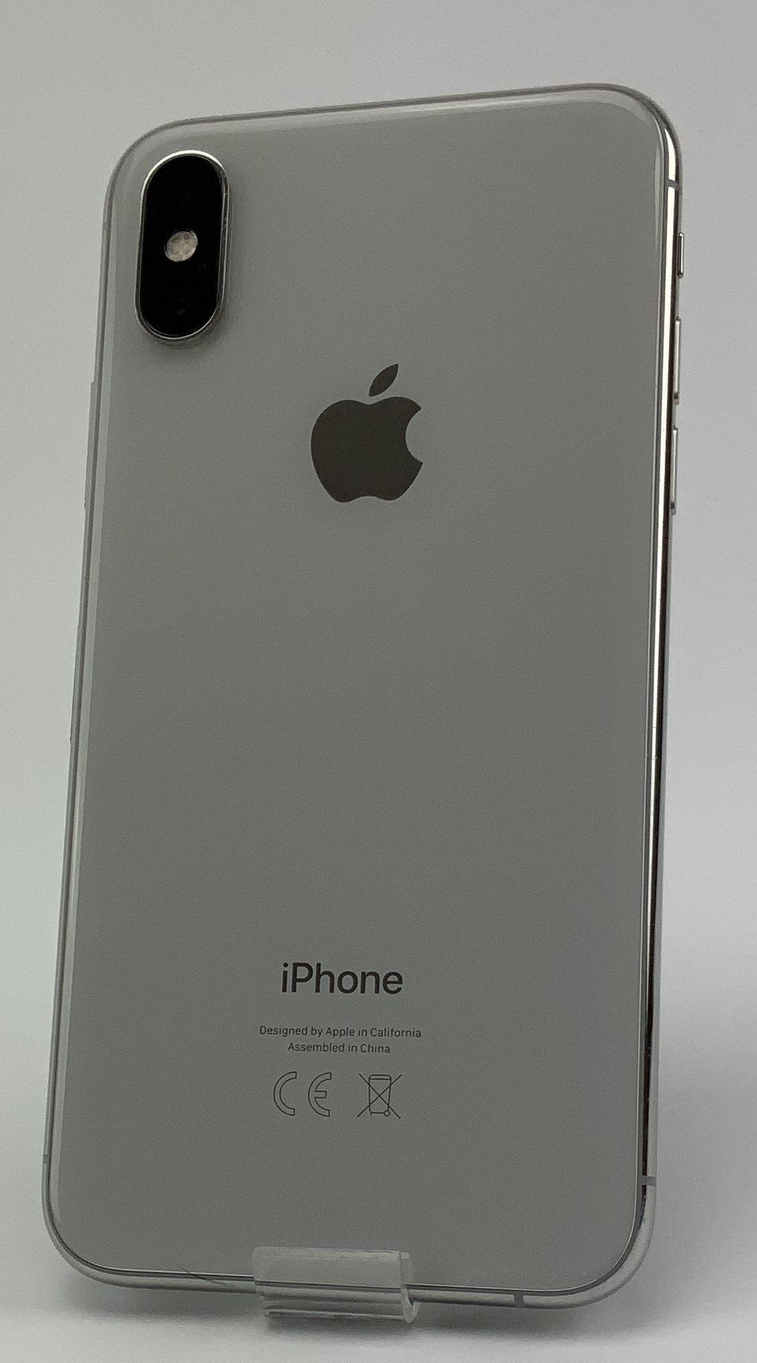 iPhone XS 64GB, 64GB, Silver, image 2