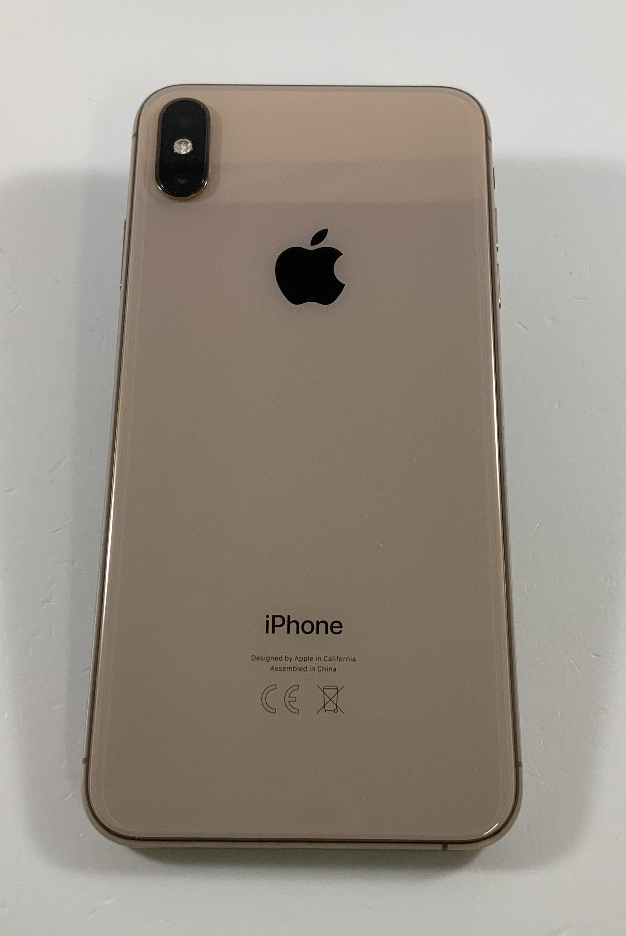 iPhone XS Max 256GB, 256GB, Gold, imagen 2