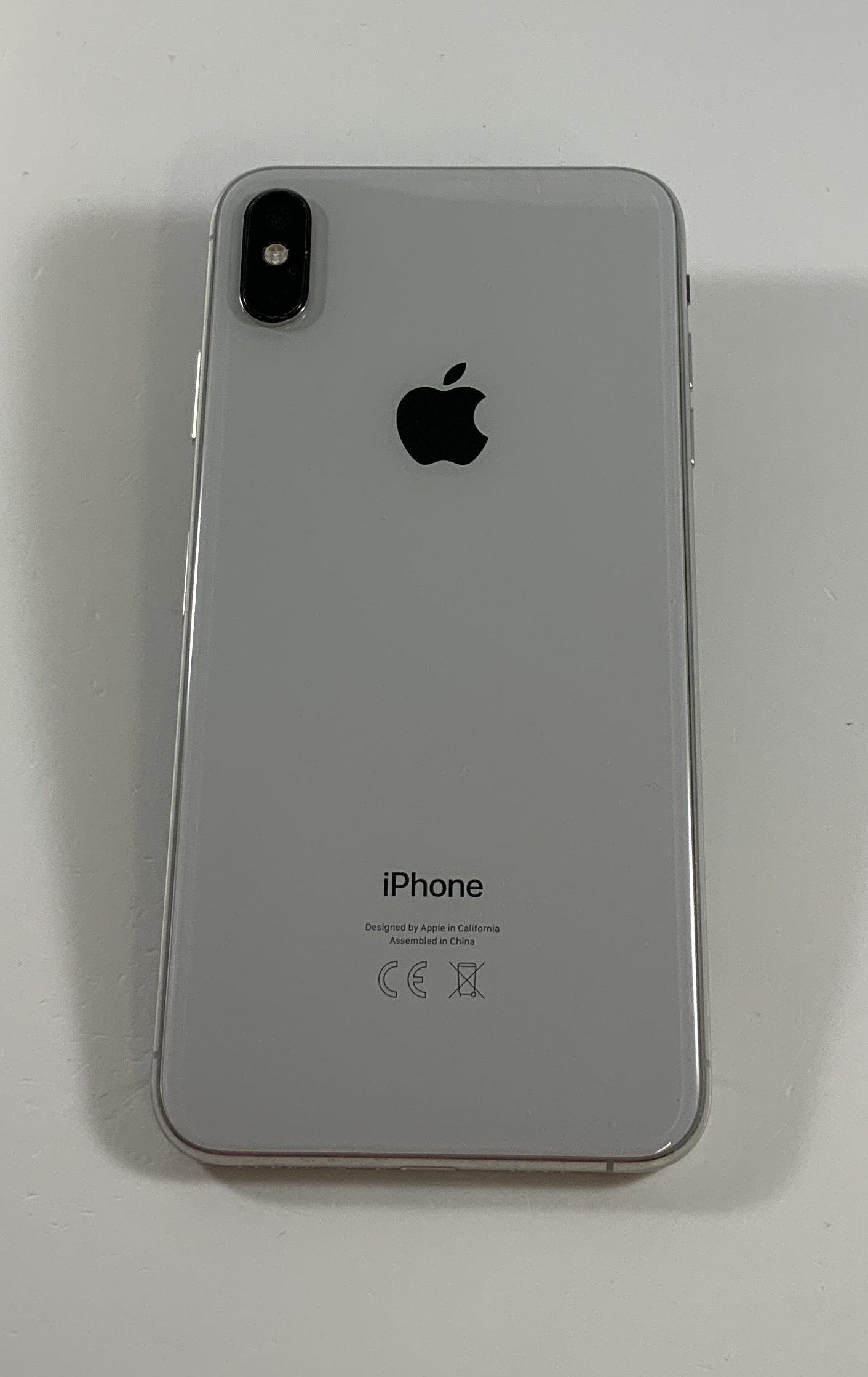 iPhone XS Max 256GB, 256GB, Silver, obraz 2