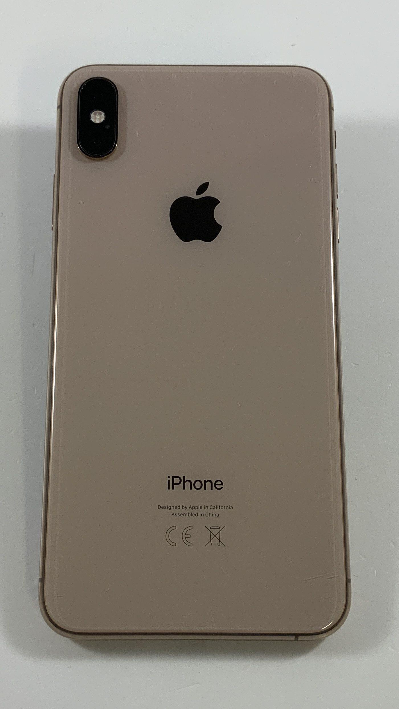 iPhone XS Max 512GB, 512GB, Gold, imagen 1
