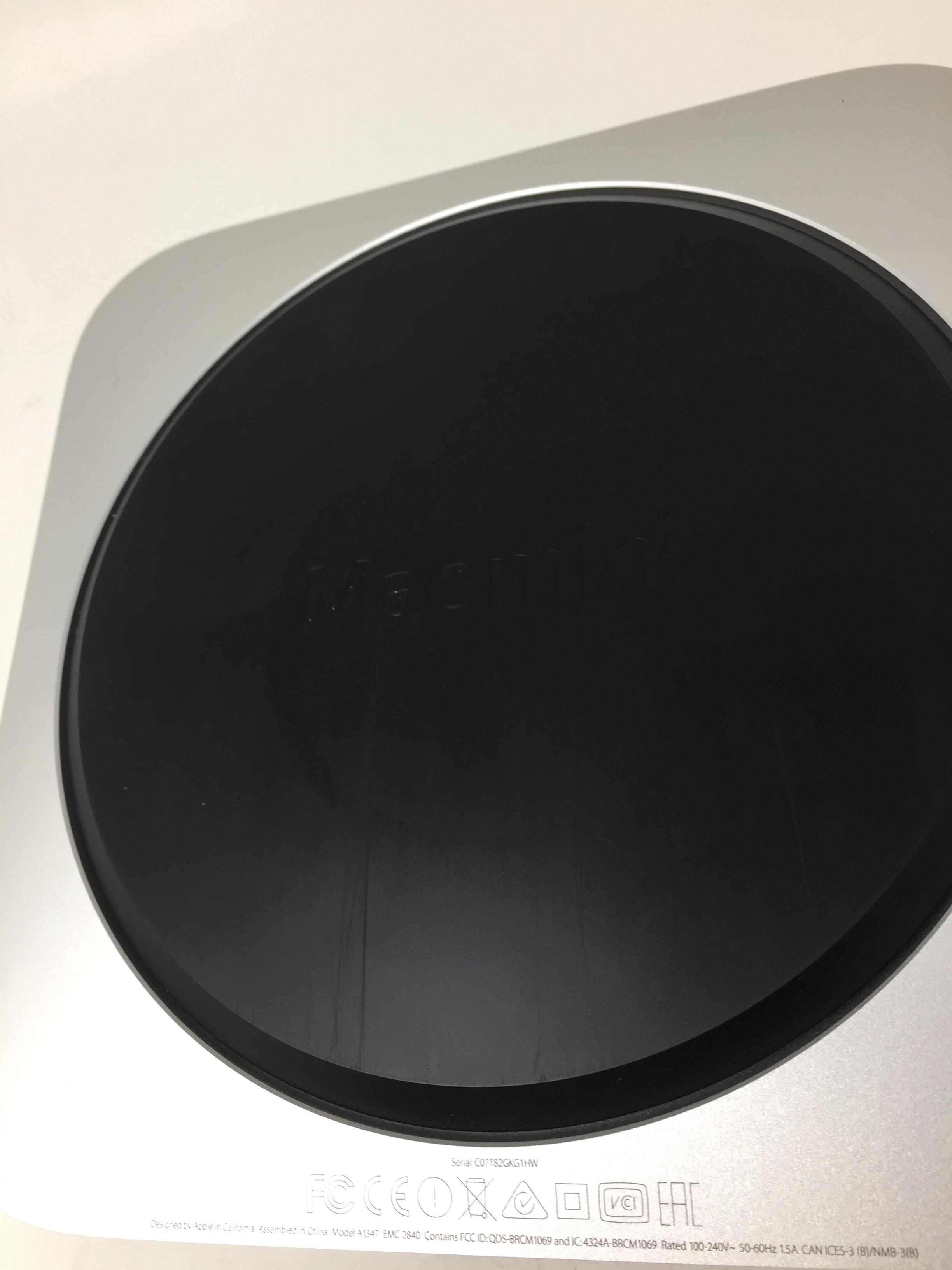 Mac Mini Late 2014 (Intel Core i5 2.6 GHz 8 GB RAM 1 TB HDD), Intel Core i5 2,6GHZ, 8 GB 1600 MHz DDR3, 1 TB HDD, imagen 3