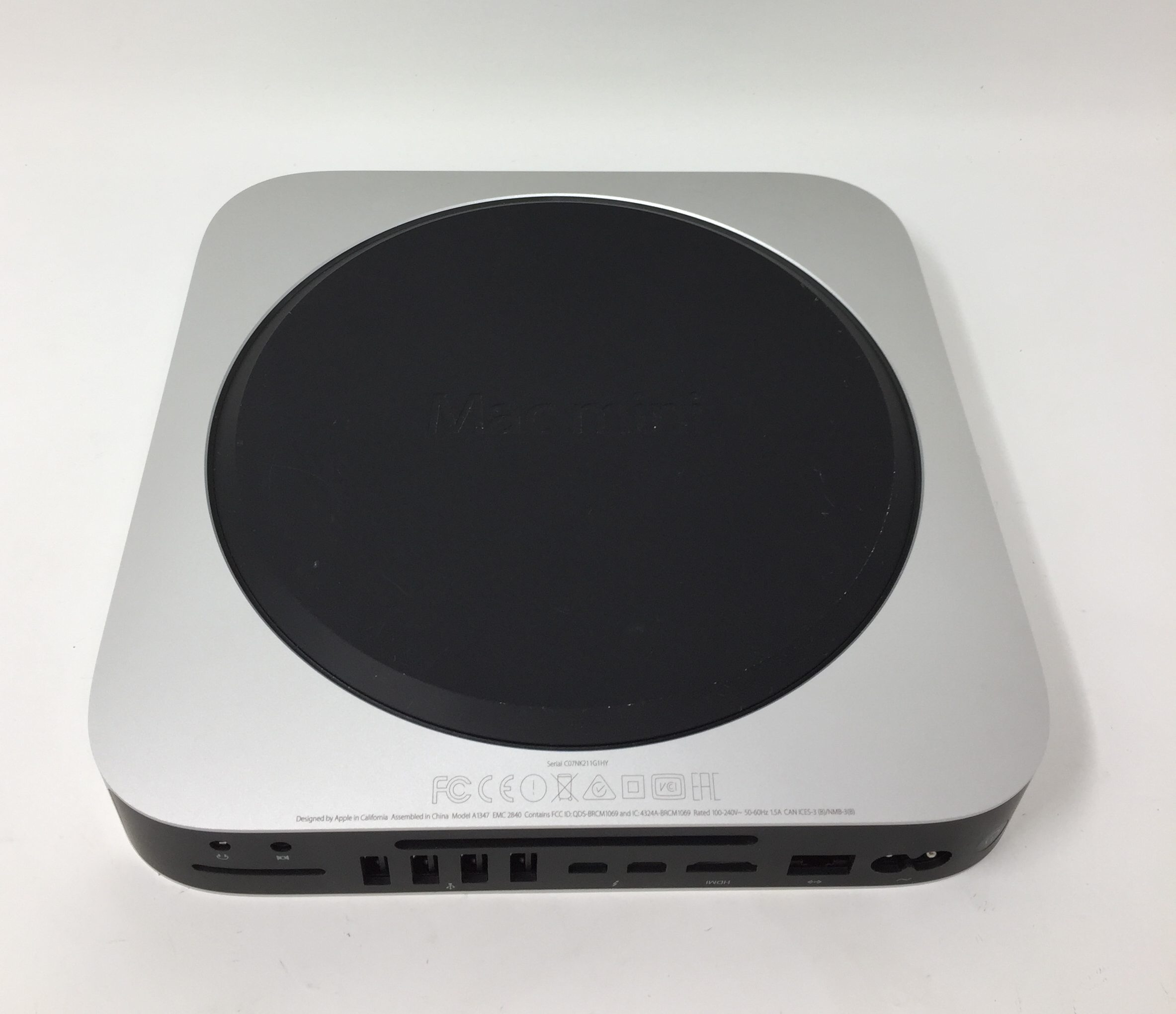 Mac Mini Late 2014 (Intel Core i5 2.8 GHz 8 GB RAM 1 TB Fusion Drive), Intel Core i5 2.8 GHz, 8 GB RAM, Fusion 1 TB HDD Y 128 GB SSD, obraz 4
