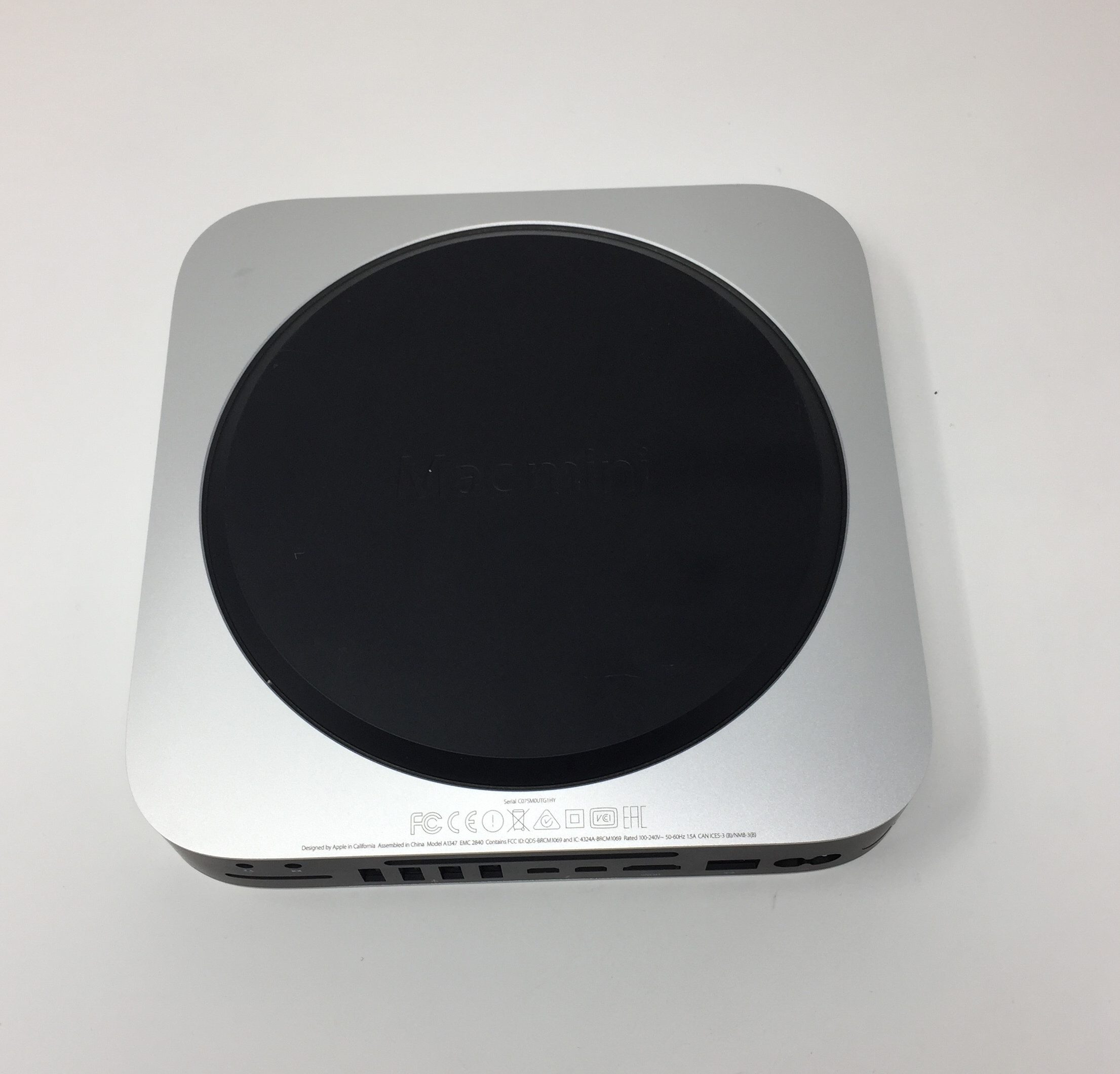 Mac Mini Late 2014 (Intel Core i5 2.8 GHz 8 GB RAM 512 GB SSD), INTEL CORE I5 2,8 GHZ, 8 GB 1600MHZ DDR3 , SSD 512 GB, imagen 2