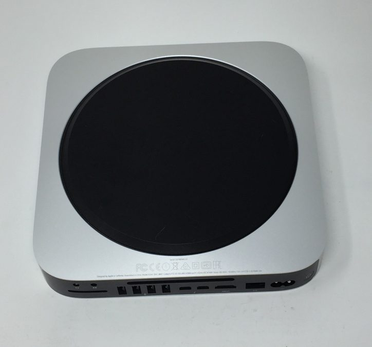 Mac Mini Late 2014 (Intel Core i7 3.0 GHz 16 GB RAM 256 GB SSD), INTEL CORE I7 3 GHZ, 16 GB DDR3 1600 MHZ, SSD: 256GB, bild 2