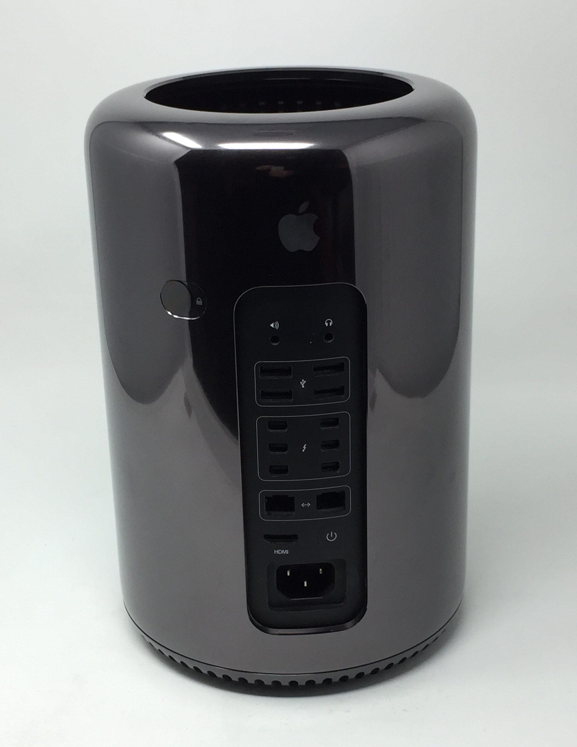 Mac Pro Late 2013 (Intel 8-Core Xeon 3.0 GHz 12 GB RAM 512 GB SSD), INTEL XEON E5 3 GHz, 16 GB 1866MHz DDR3, SSD: 512 GB, Afbeelding 2