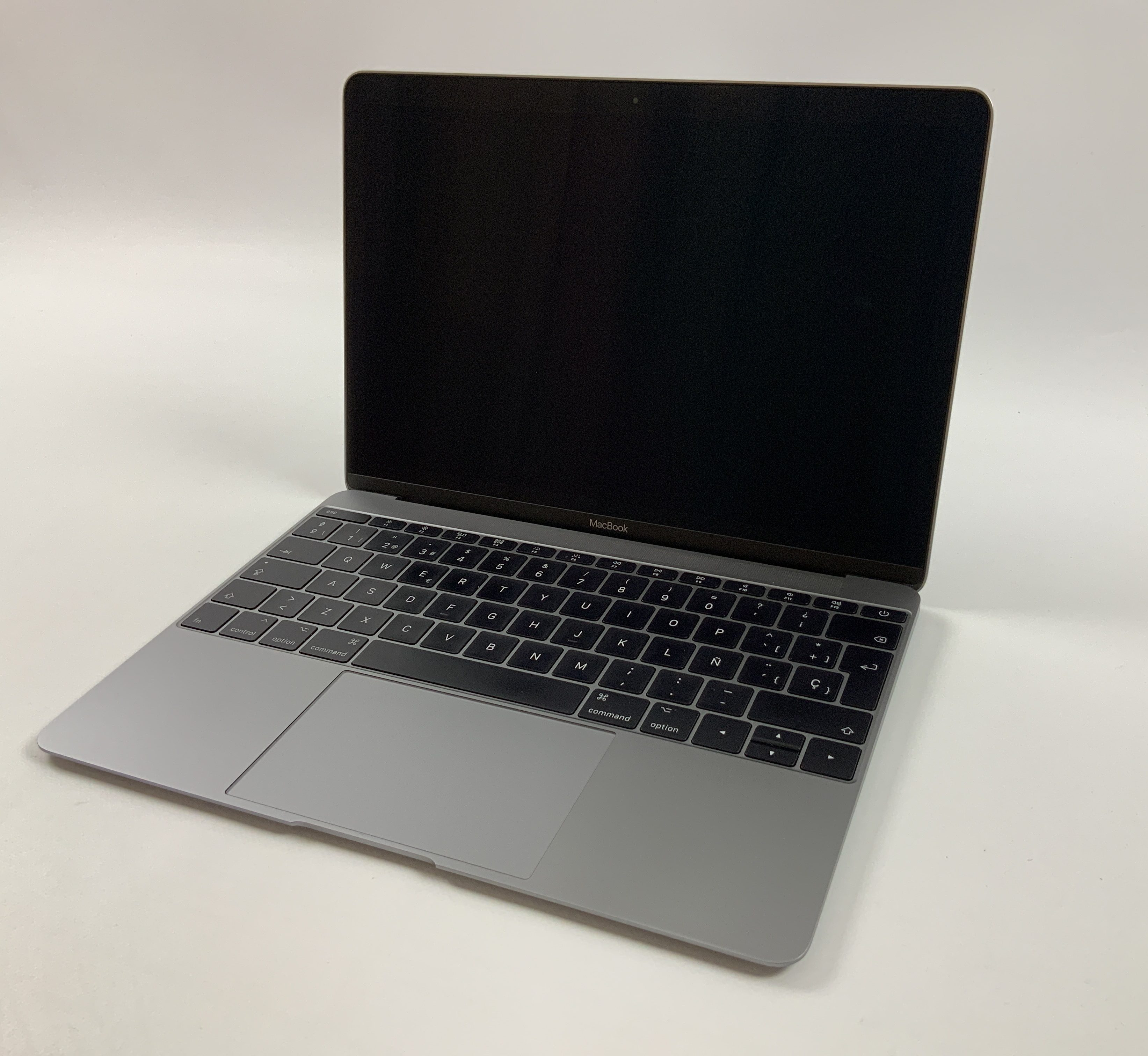 "MacBook 12"" Mid 2017 (Intel Core i7 1.4 GHz 16 GB RAM 512 GB SSD), Space Gray, Intel Core i7 1.4 GHz, 16 GB RAM, 512 GB SSD, imagen 1"
