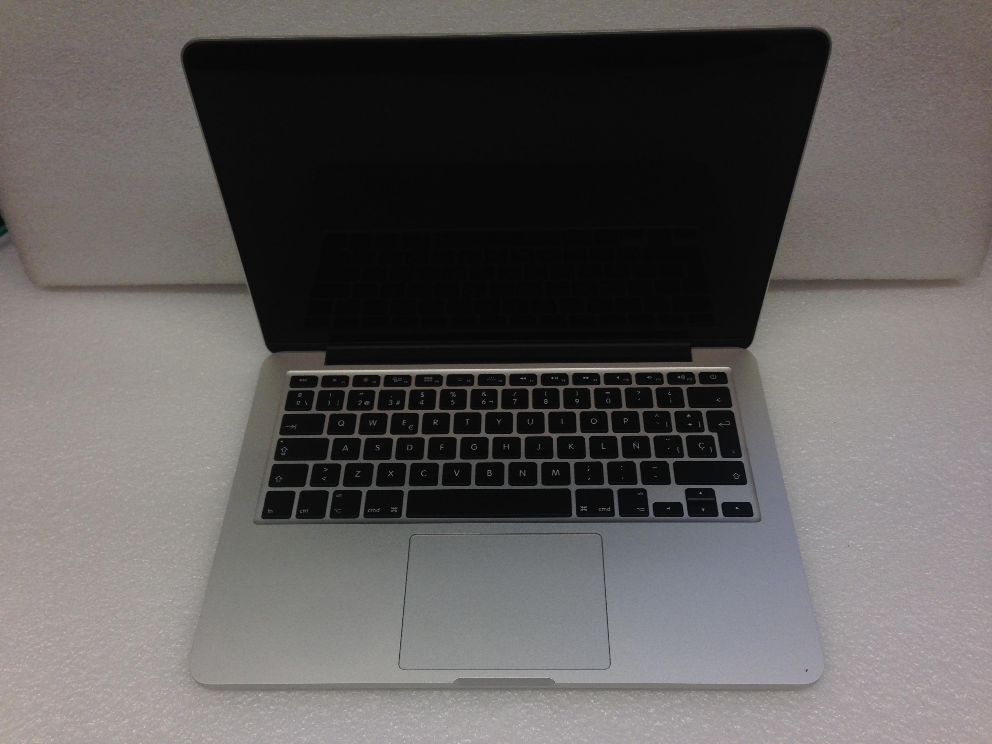 MacBook Pro (Retina 13-inch Mid 2014), DUAL CORE INTEL CORE i5 2,6 GHZ, 8 GB, SSD 128GB, imagen 1
