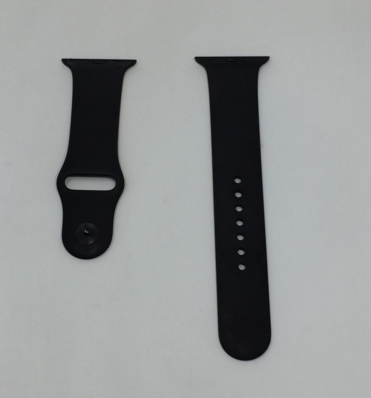 Watch 1st gen Sport (42mm), Black, imagen 5