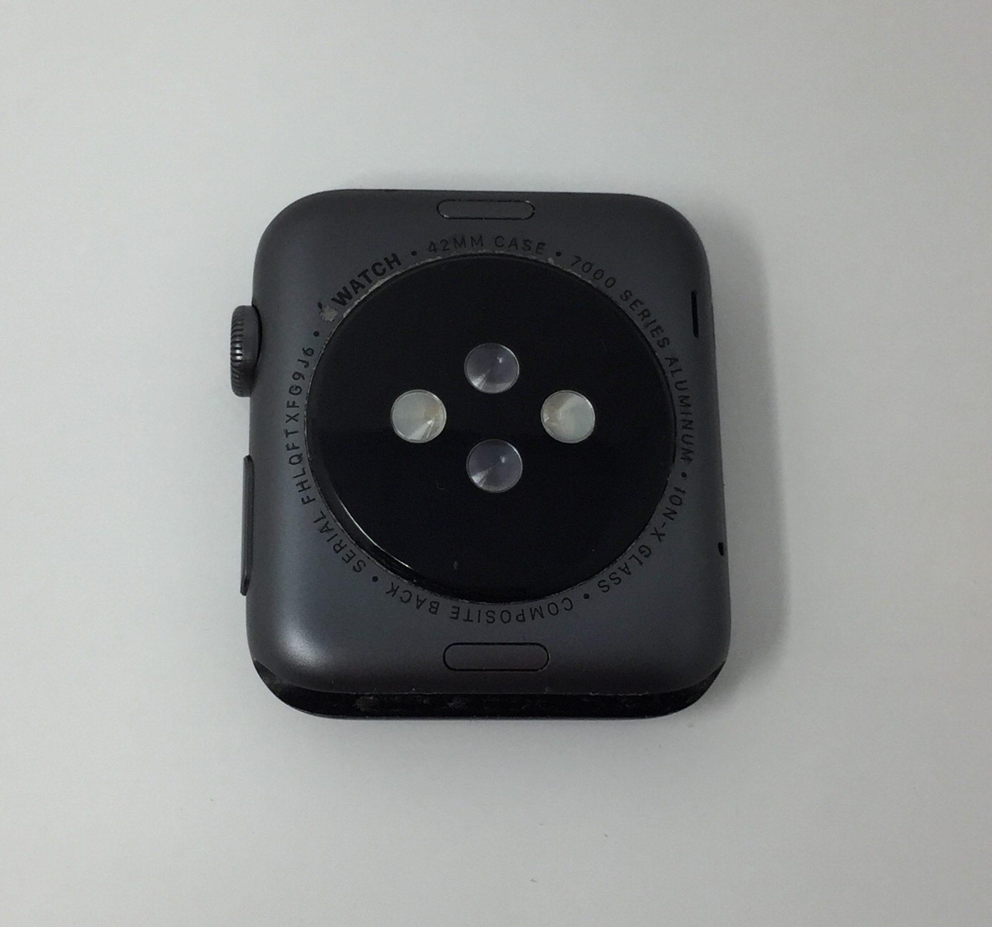 Watch 1st gen Sport (42mm), Red, Kuva 2
