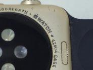 Watch 1st gen Sport (42mm), NAVY BLUE