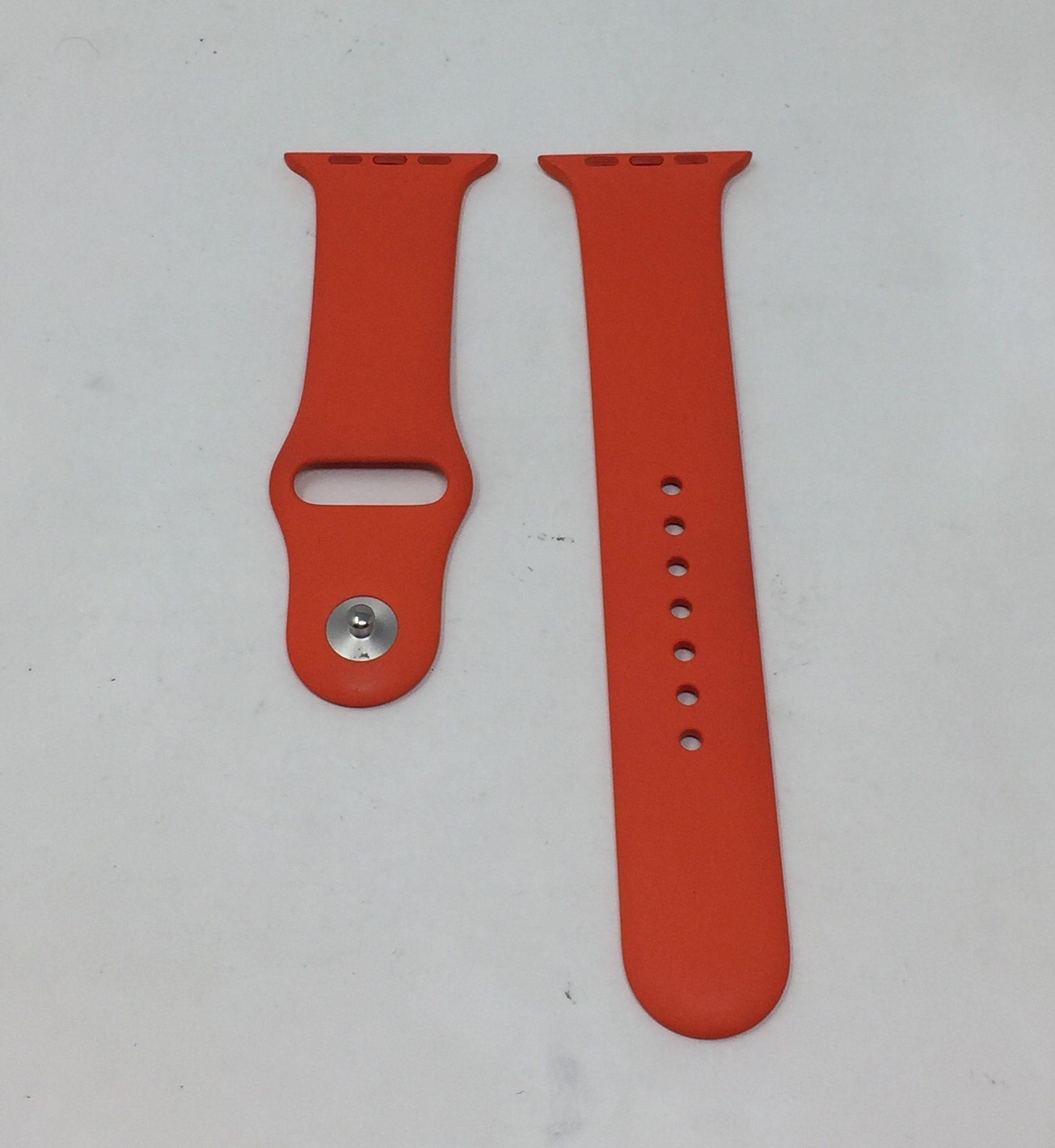 Watch 1st gen Sport (42mm), Orange, imagen 3
