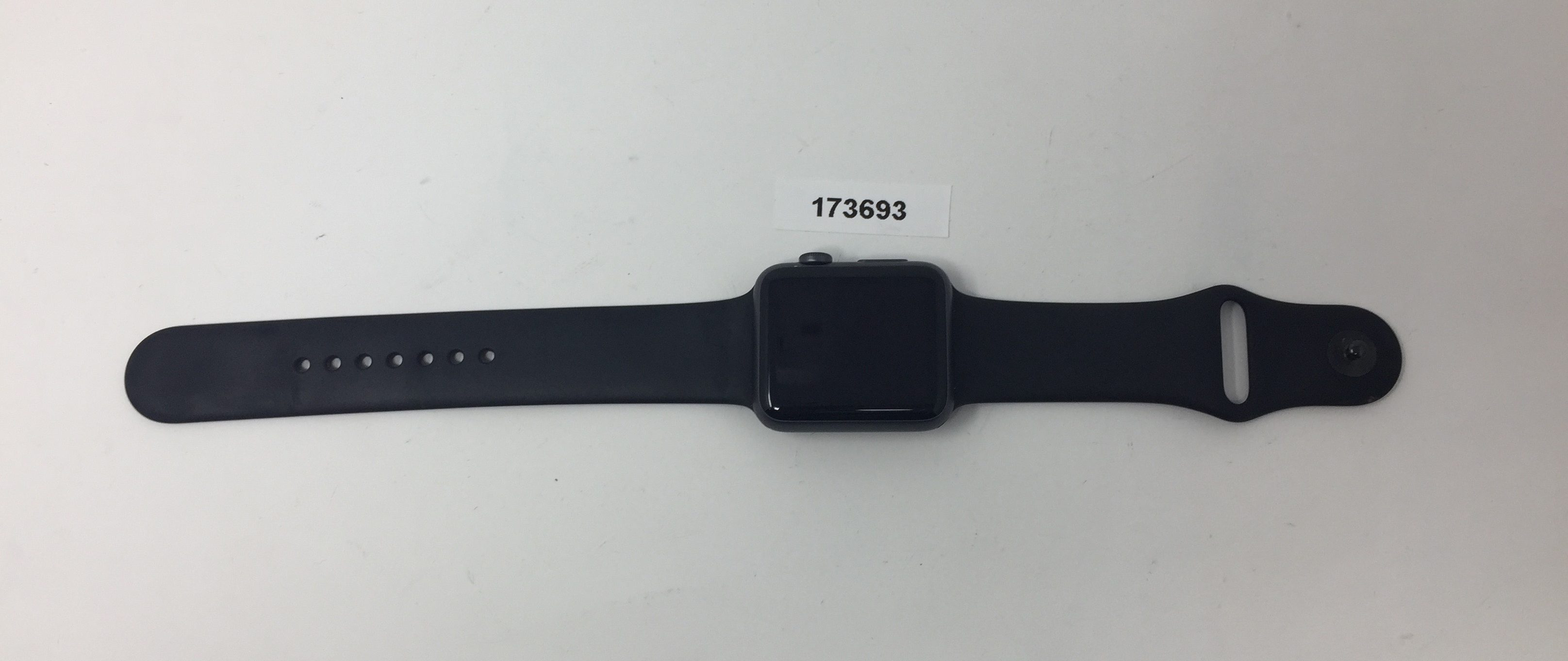 Watch Series 1 Aluminum (42mm), SPACE GRAY, Kuva 2