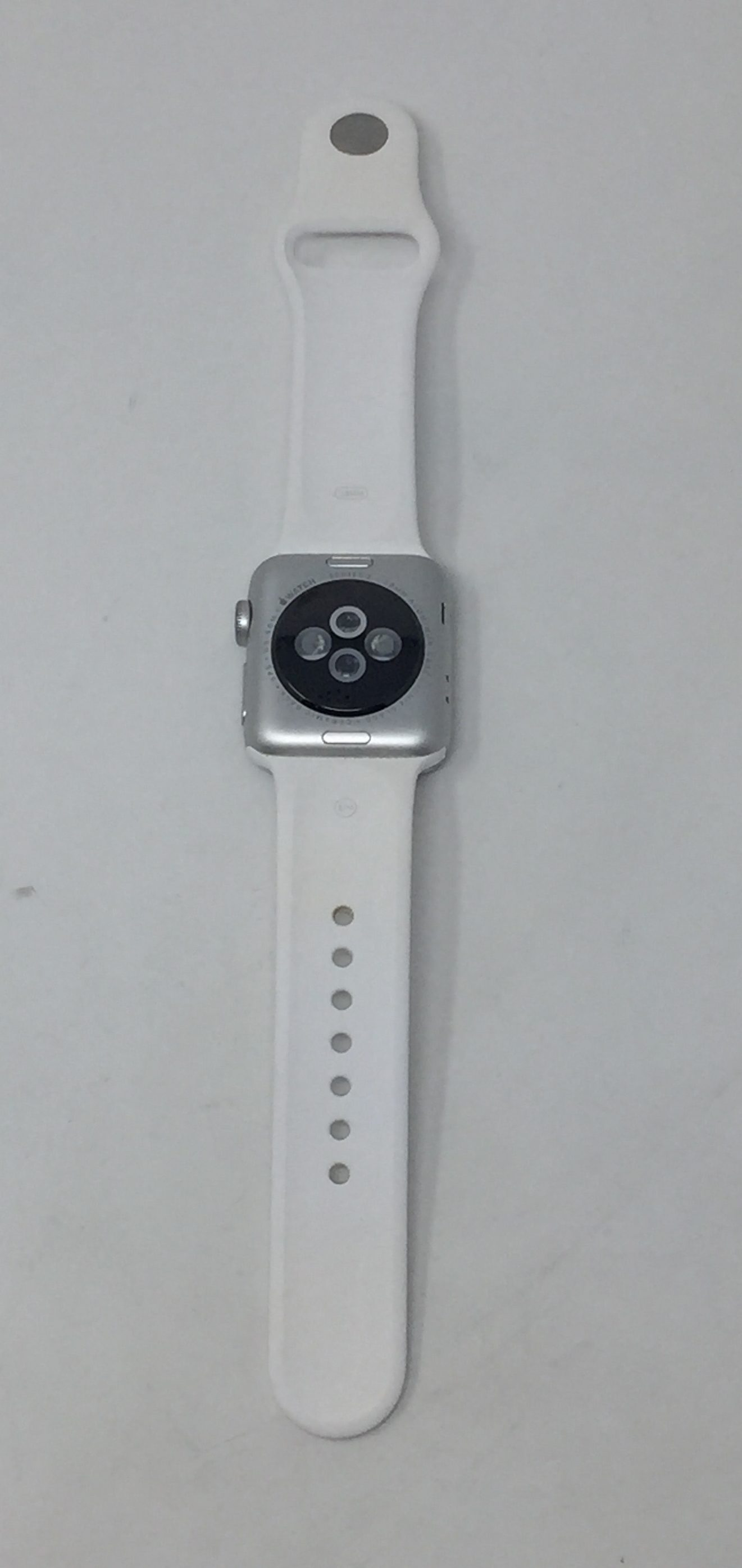 Watch Series 2 Aluminum (38mm), WHITE, imagen 2