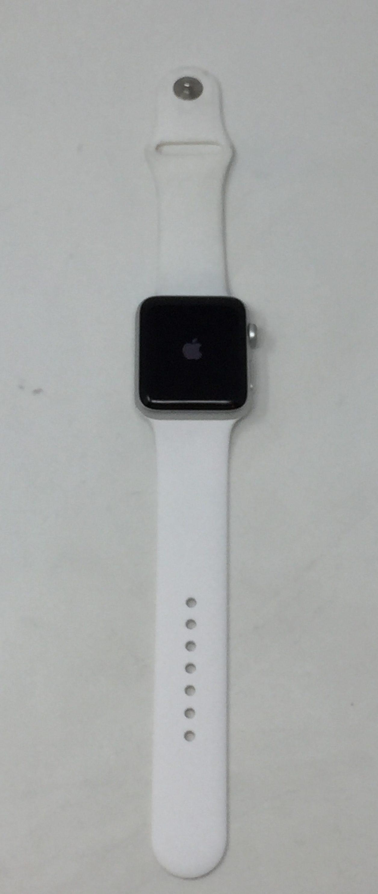 Watch Series 2 Aluminum (42mm), WHITE, Kuva 1