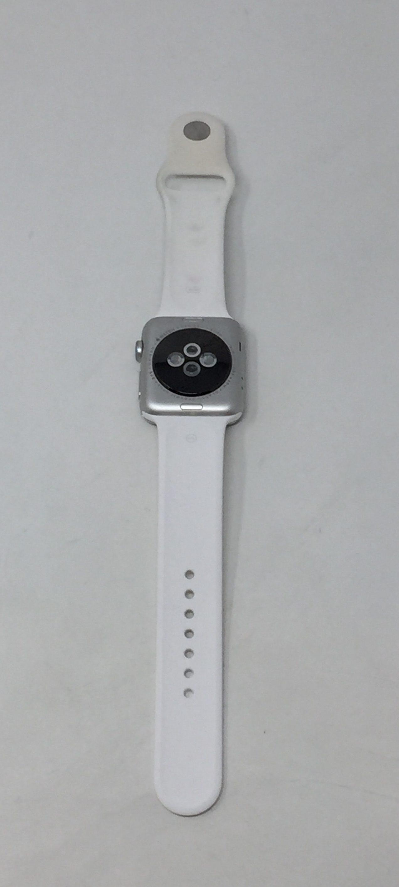 Watch Series 2 Aluminum (42mm), WHITE, Kuva 2