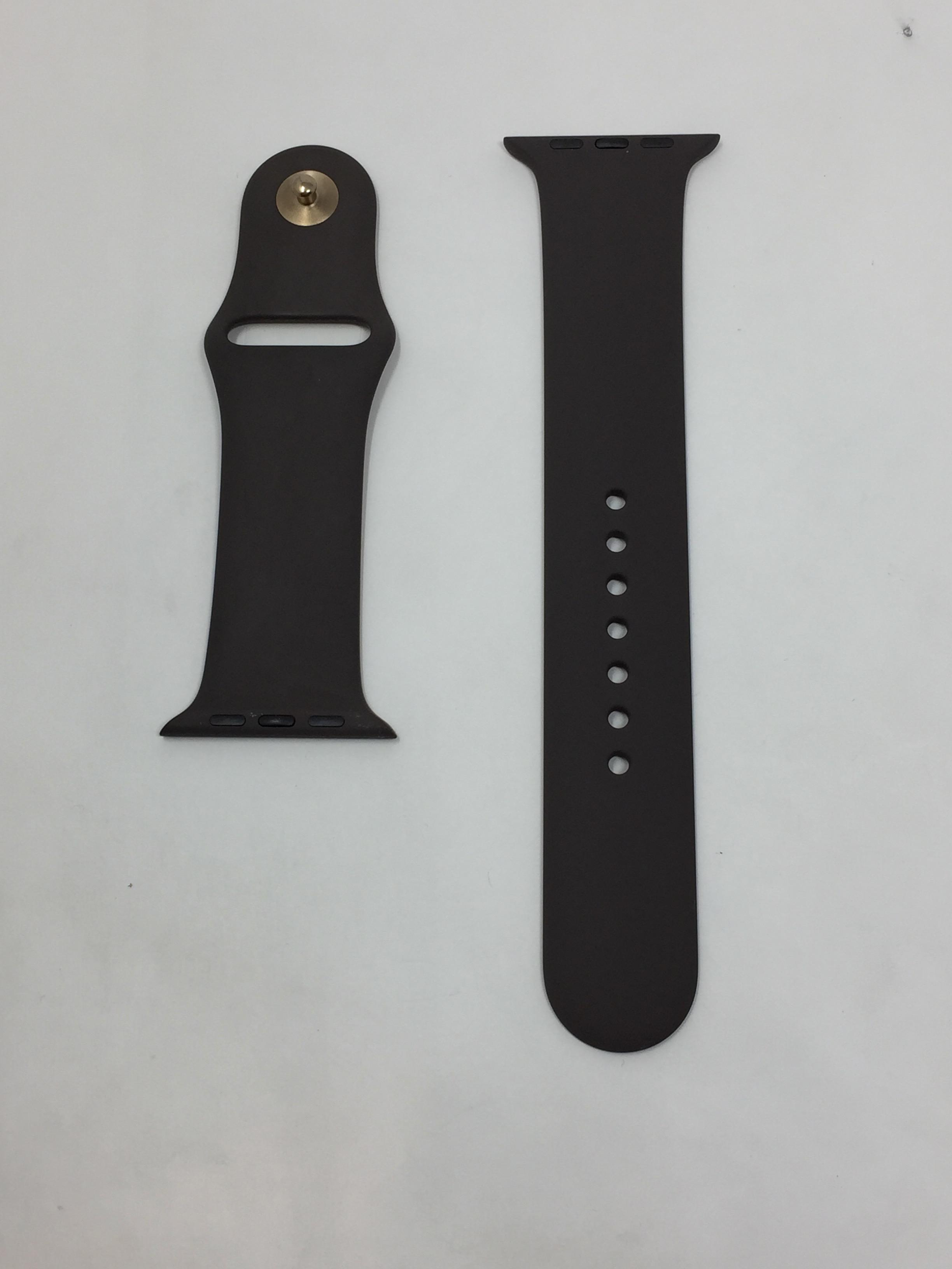 Watch Series 2 Aluminum (42mm), Brown , imagen 3