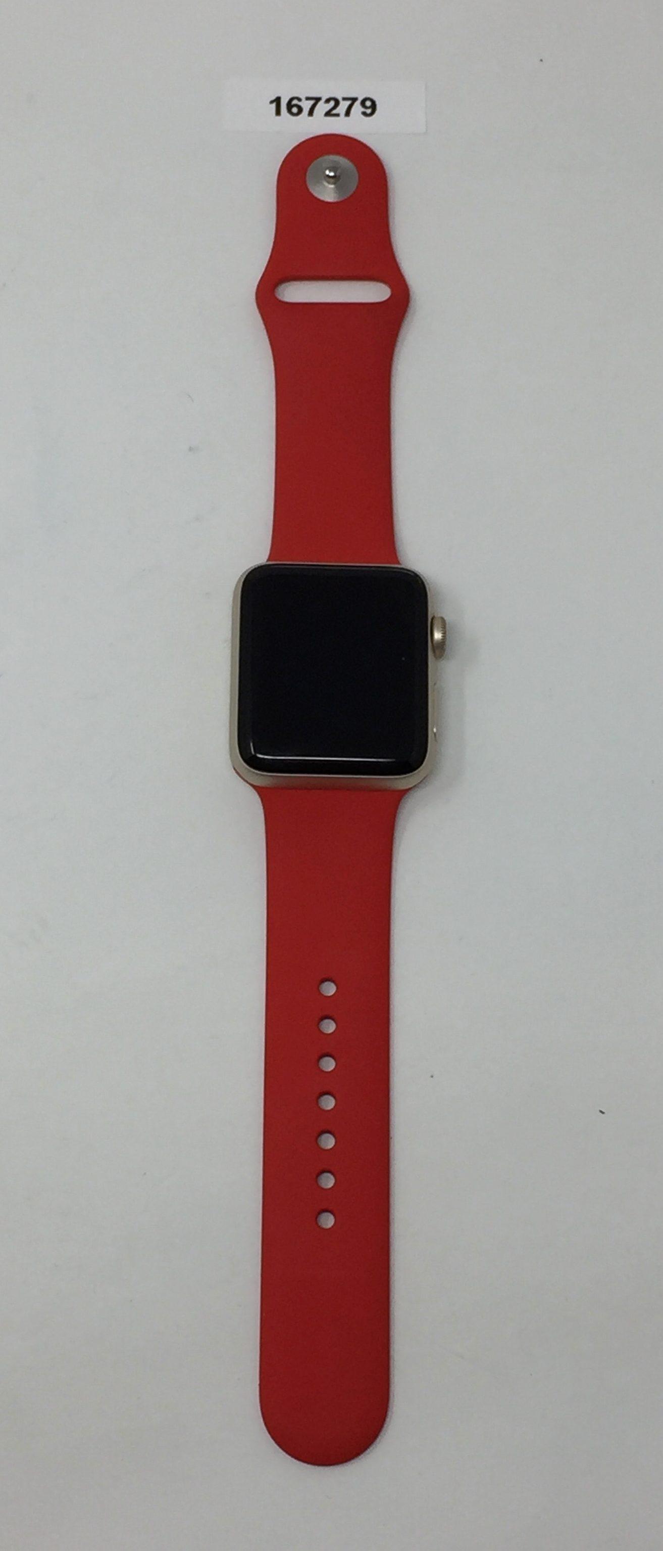 Watch Series 2 Aluminum (42mm), Red, Kuva 1