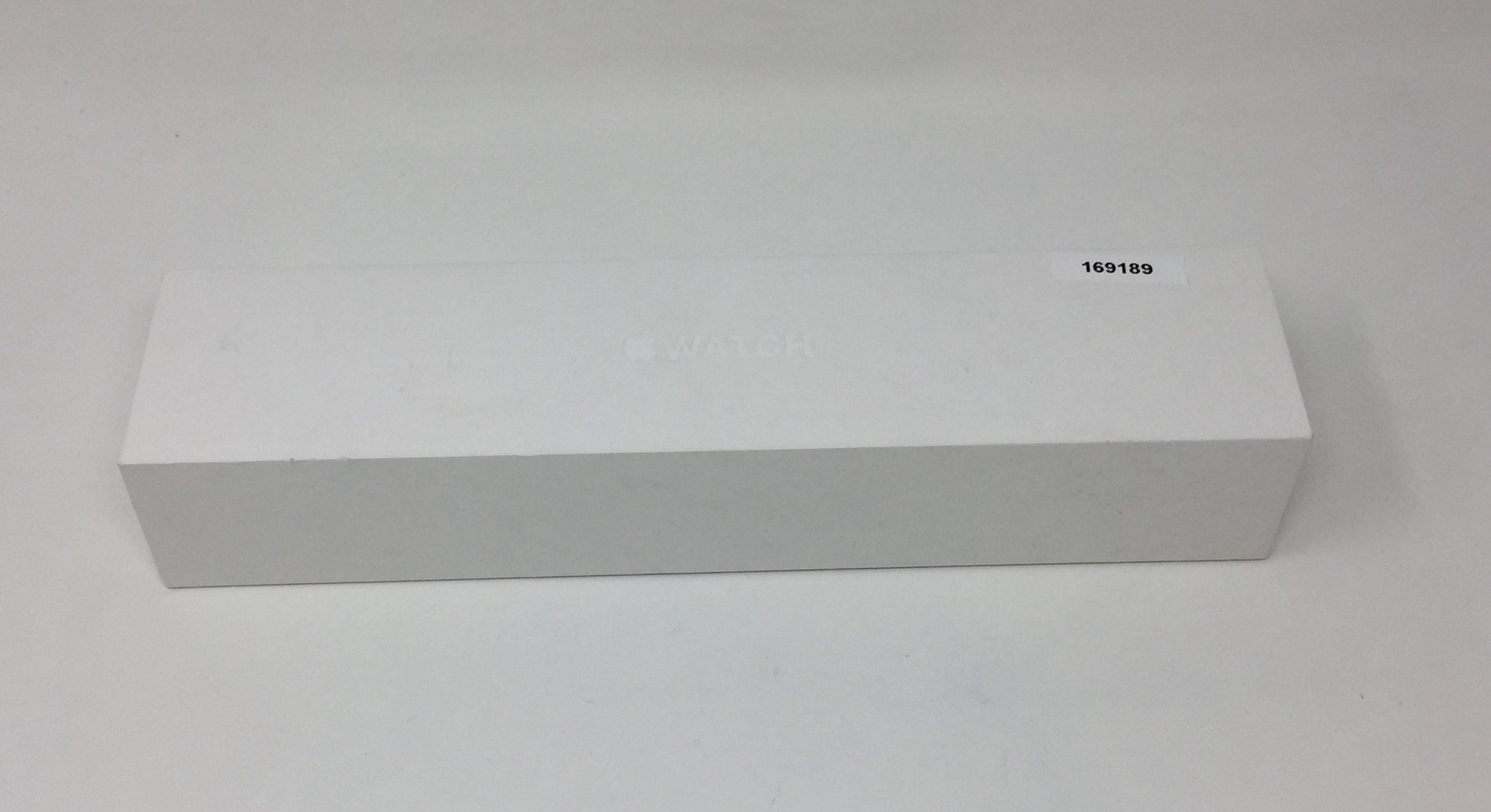 Watch Series 2 Aluminum (42mm), Silver, bild 4