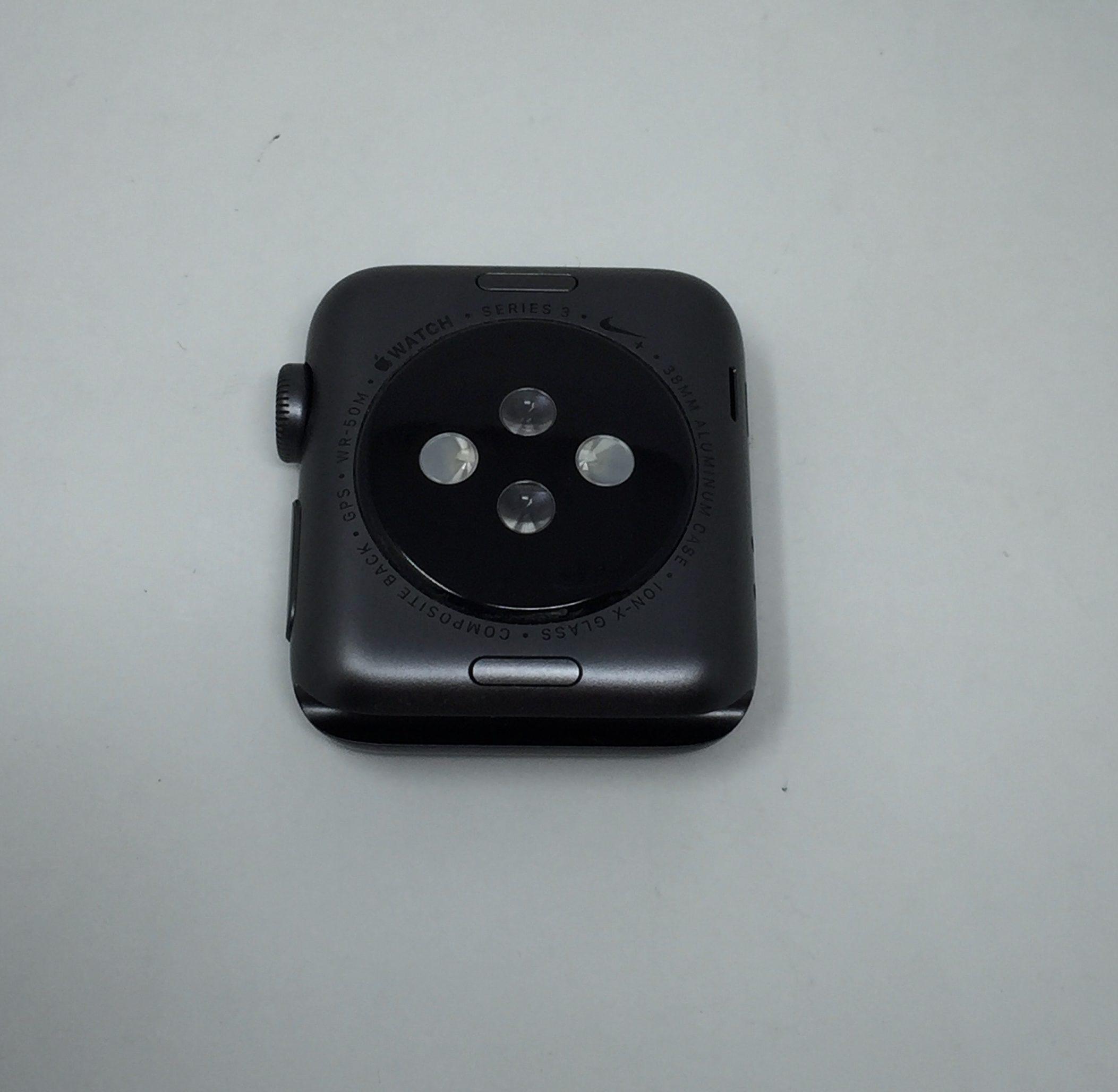 Watch Series 3 (38mm), Black, imagen 2