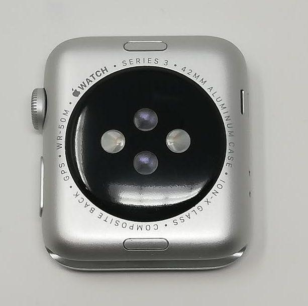 Watch Series 3 Aluminum (42mm), Silver, imagen 2