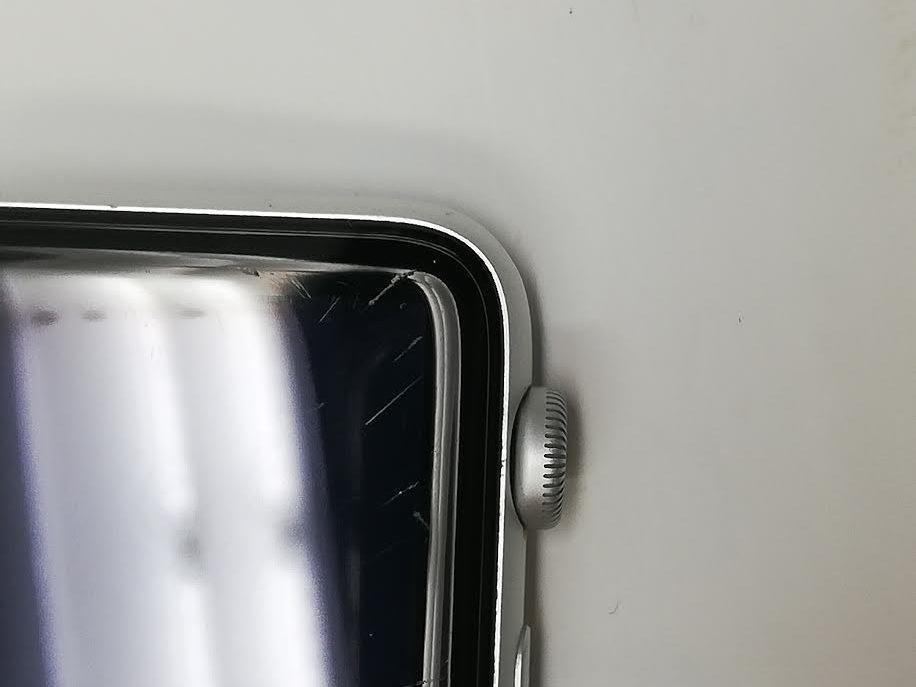 Watch Series 3 Aluminum (42mm), Silver, imagen 1