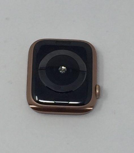 Watch Series 4 Aluminum (44mm), Gold, imagen 4