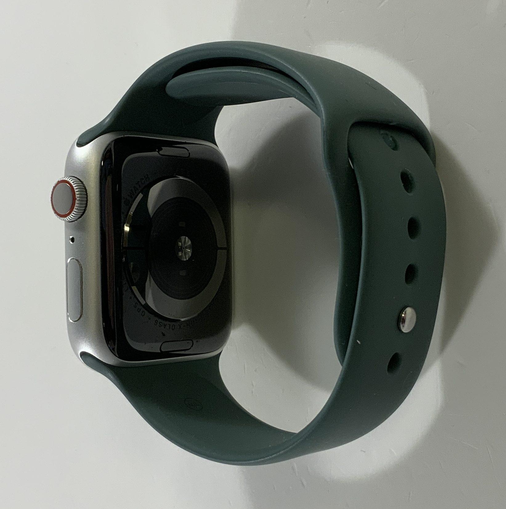 Watch Series 5 Aluminum Cellular (44mm), Silver, bild 2