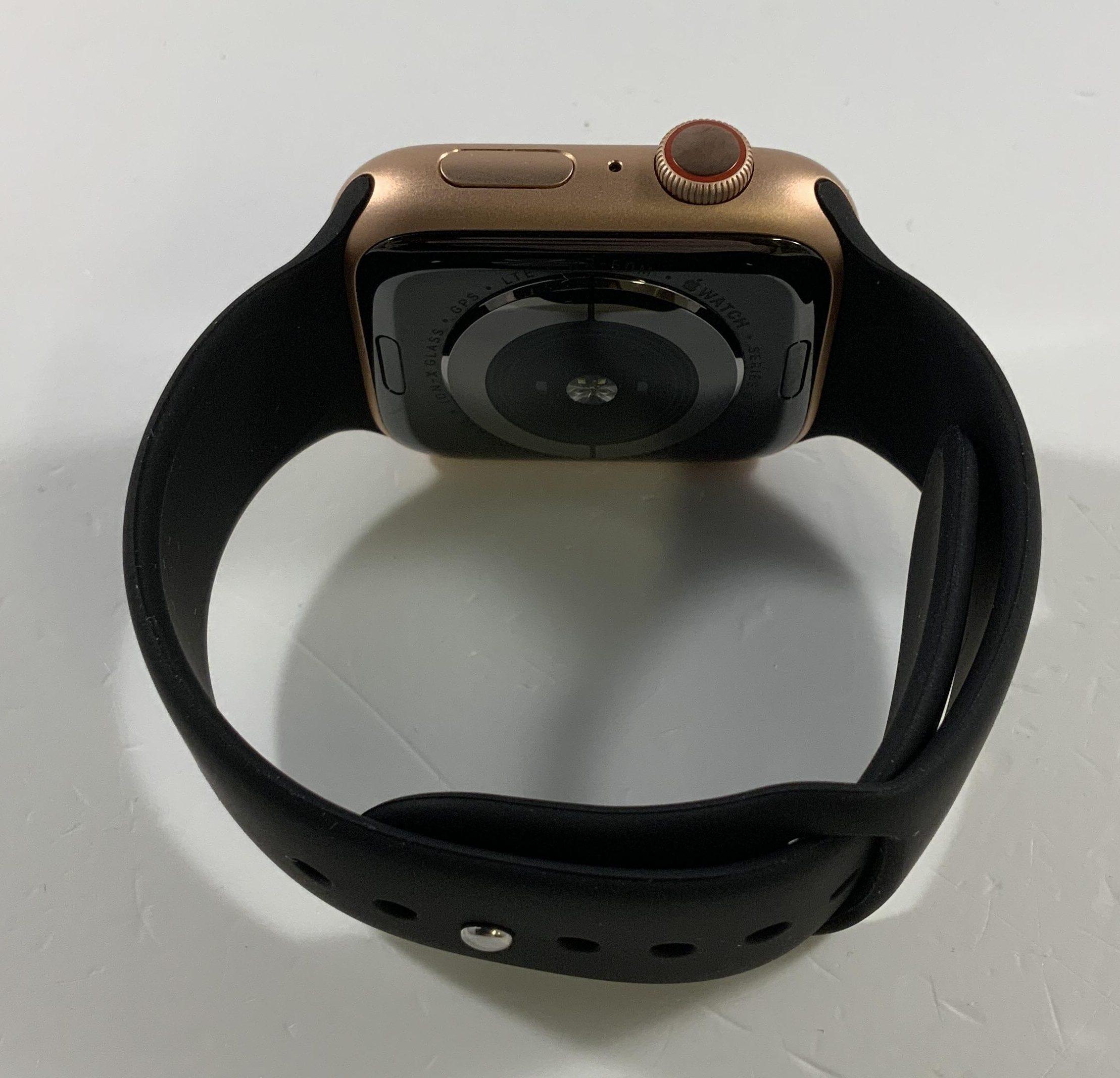 Watch Series 5 Aluminum Cellular (44mm), Gold, imagen 3