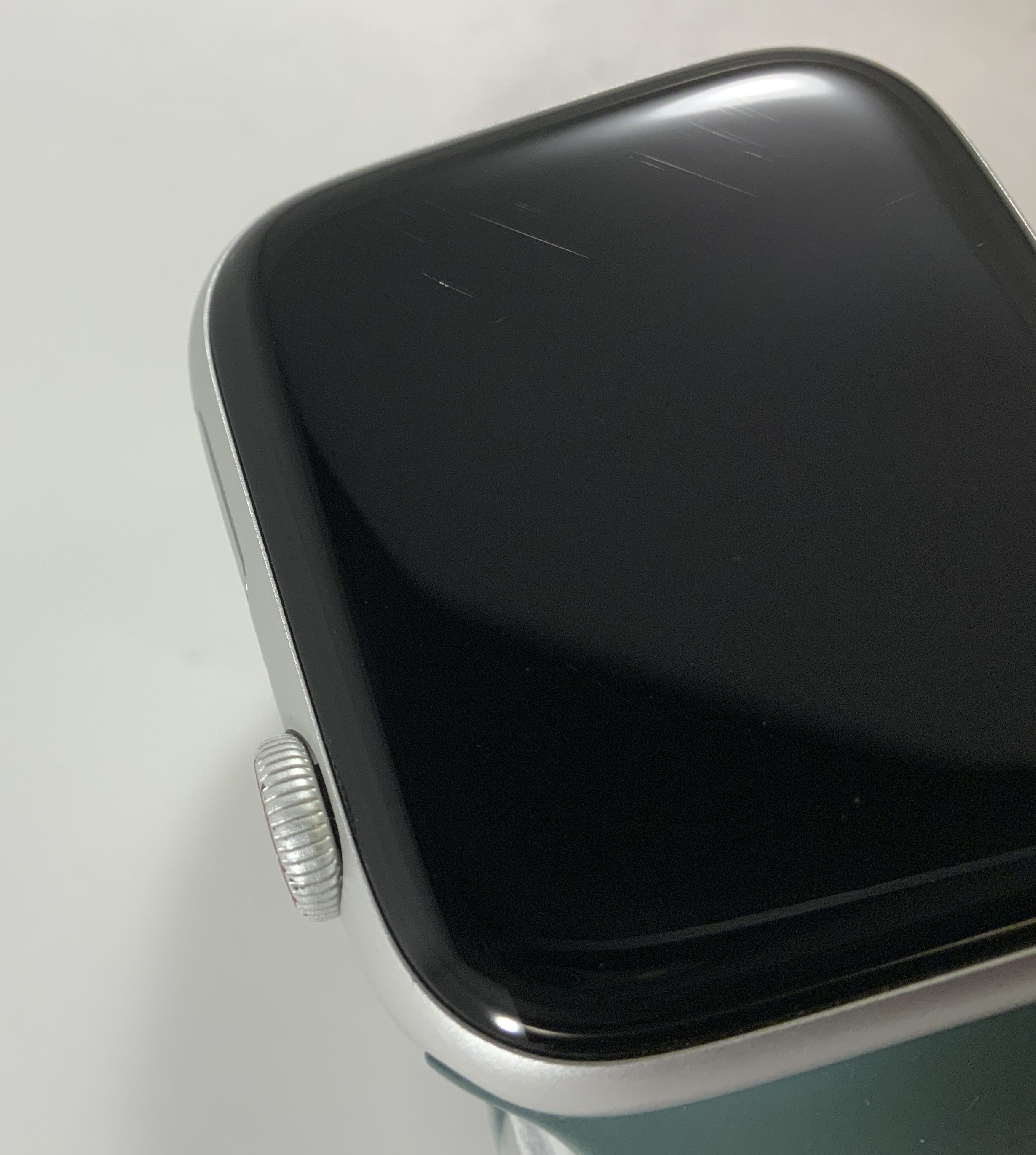 Watch Series 5 Aluminum Cellular (44mm), Silver, bild 4