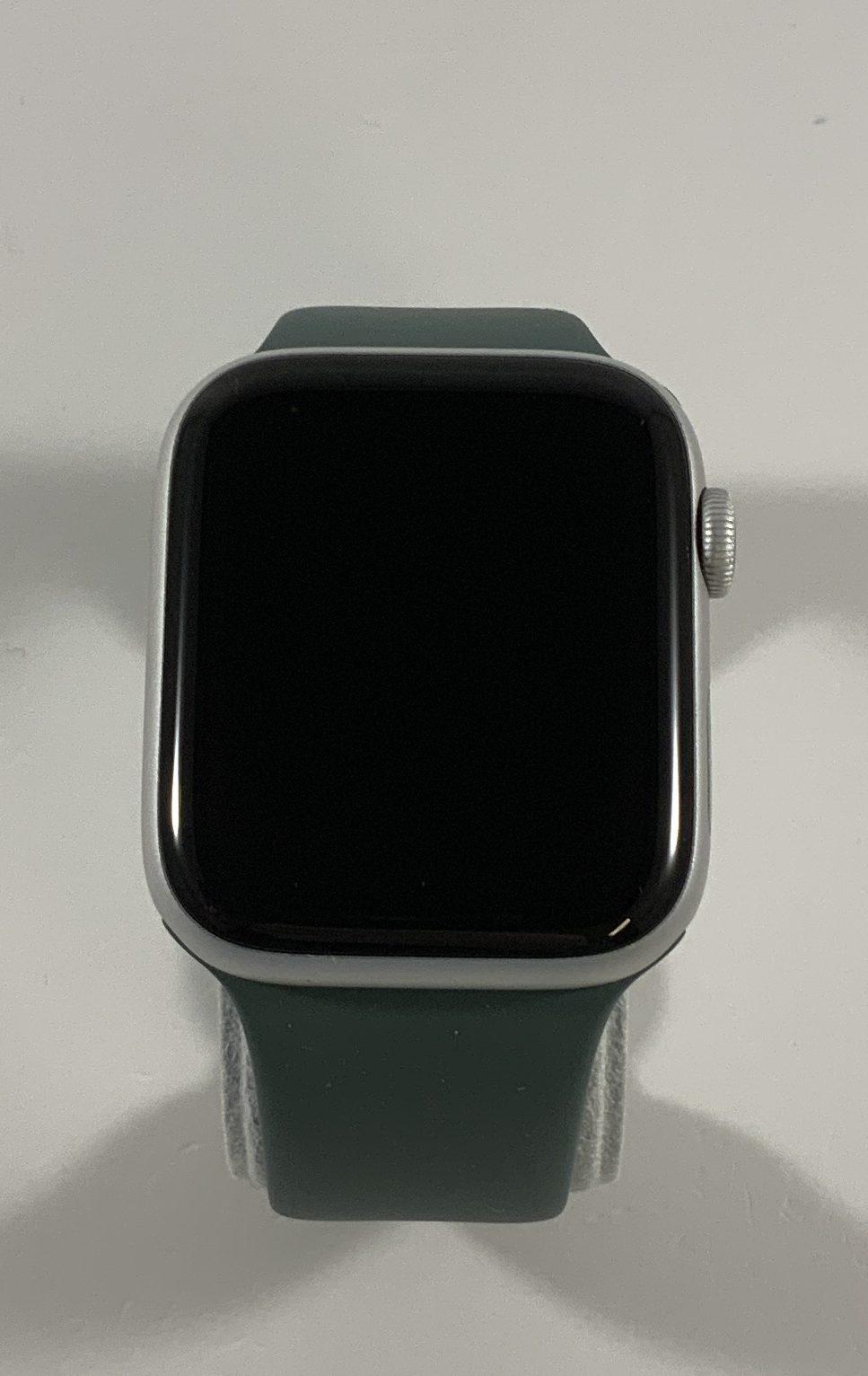 Watch Series 5 Aluminum Cellular (44mm), Silver, bild 1