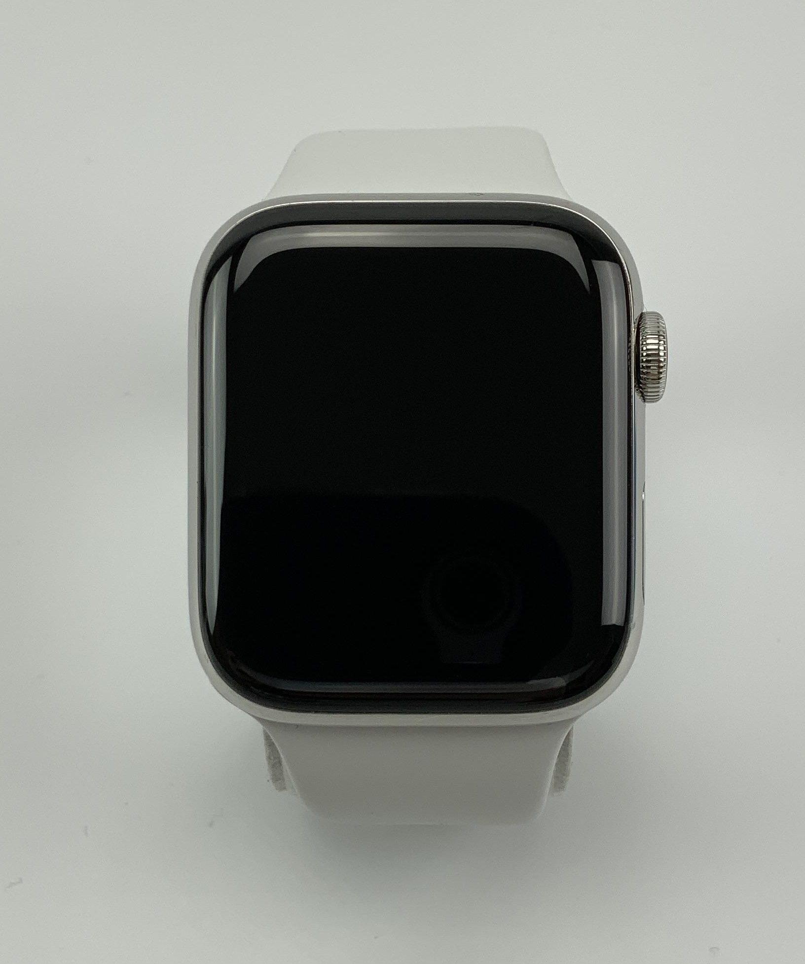Watch Series 5 Steel Cellular (44mm), Silver, immagine 1