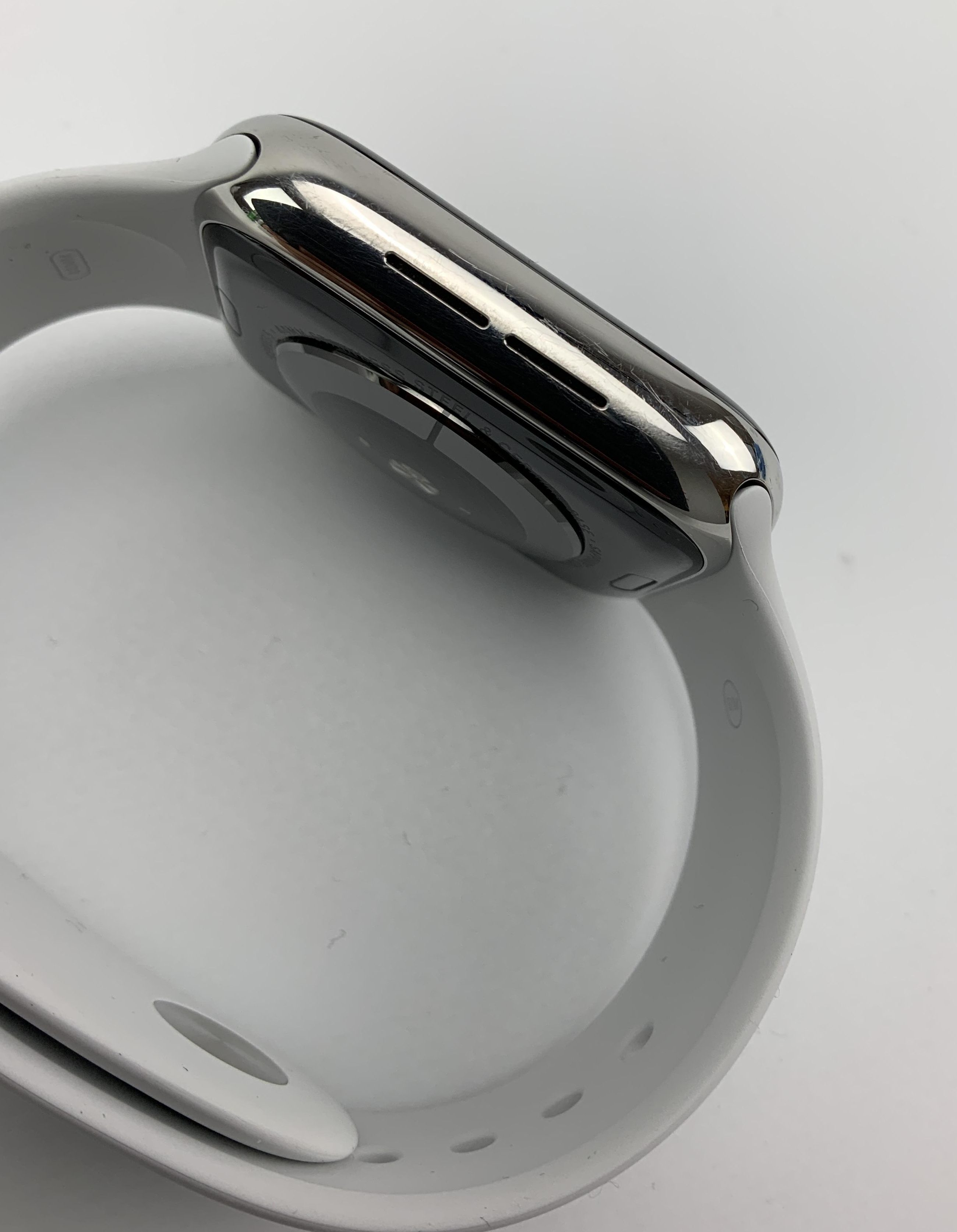 Watch Series 5 Steel Cellular (44mm), Silver, immagine 3