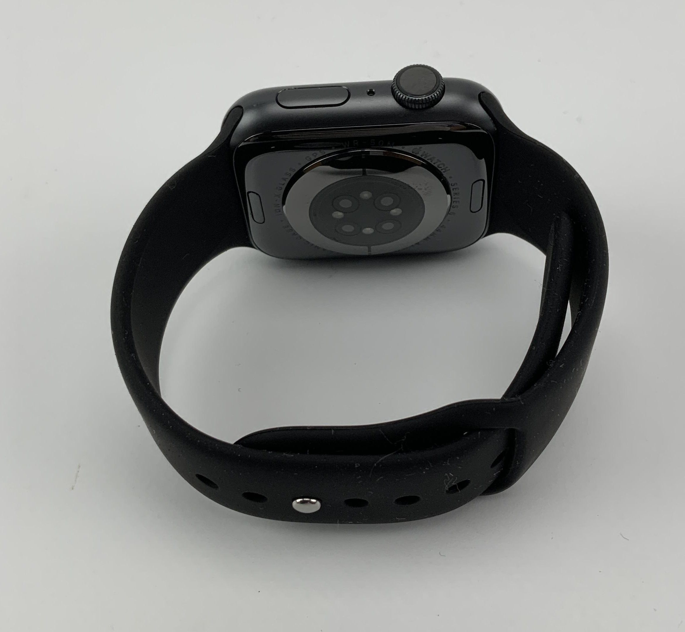Watch Series 6 Aluminum (44mm), Space Gray, image 6