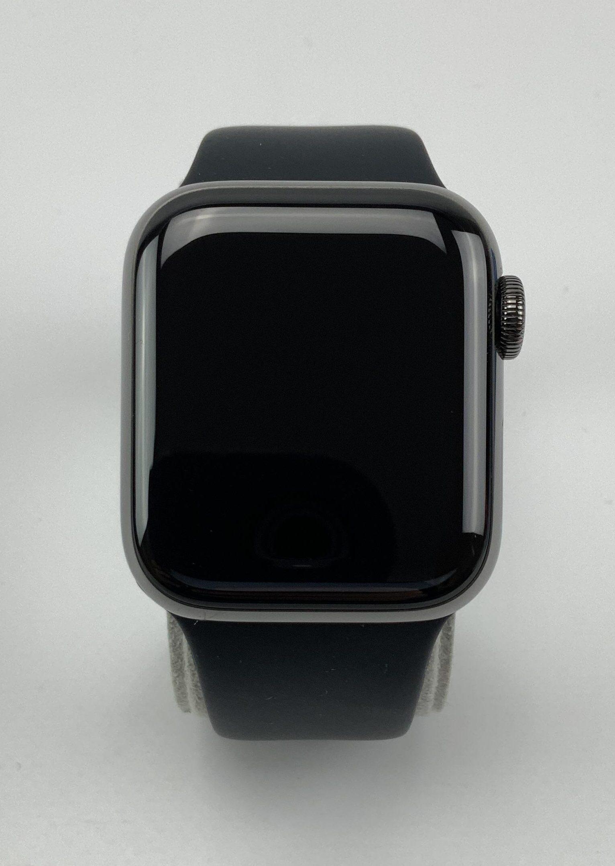 Watch Series 6 Steel Cellular (40mm), Graphite, Kuva 1