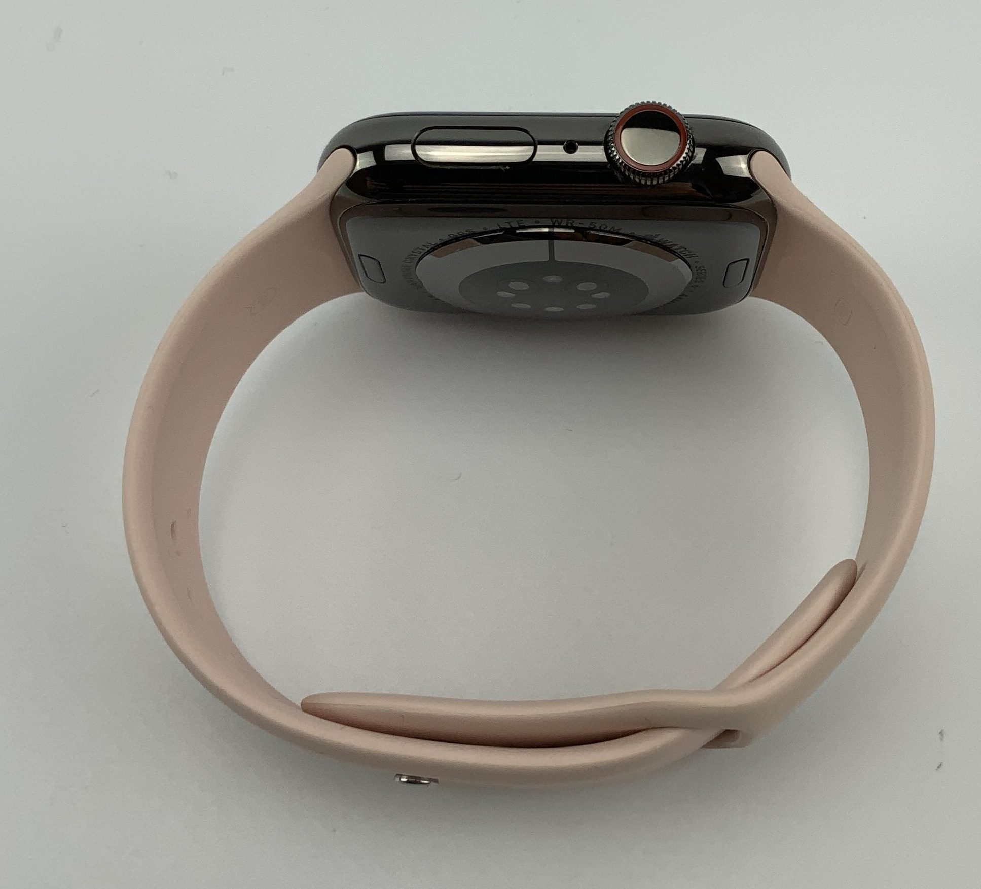 Watch Series 6 Steel Cellular (44mm), Graphite, image 2