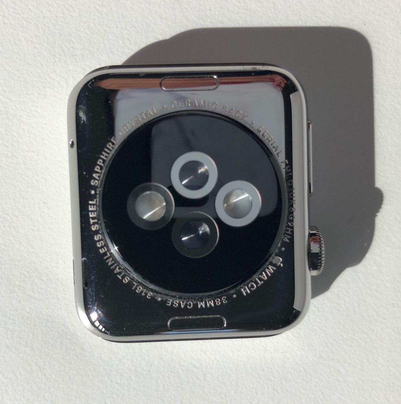 Watch Series 2 Steel (38mm), imagen 2