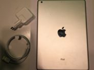 iPad Air Wi-Fi 32GB, 32GB, SIlver, Edad aprox. del producto: 53 meses, image 4