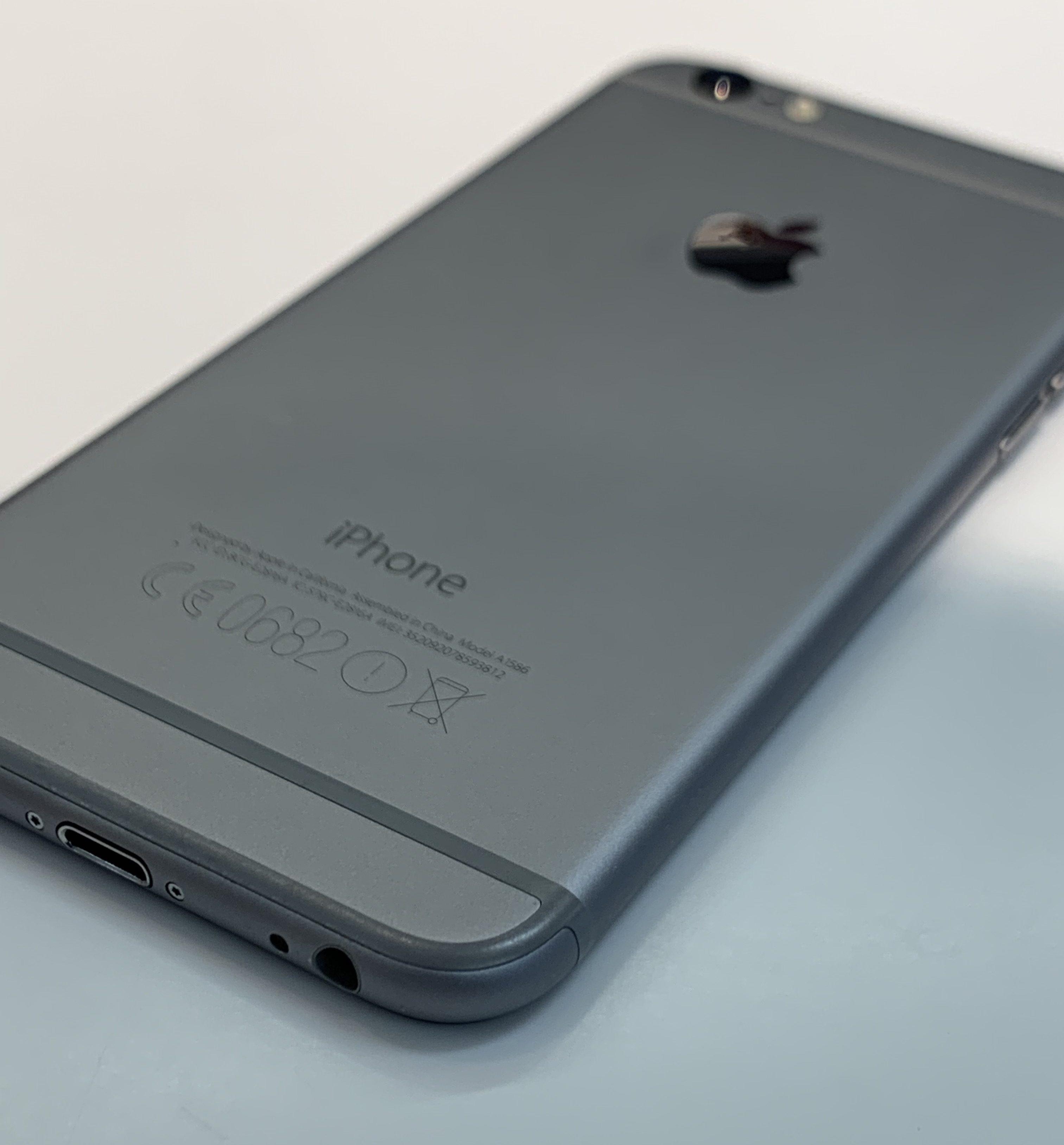iPhone 6 16GB, 16 GB, Space Gray, bild 4