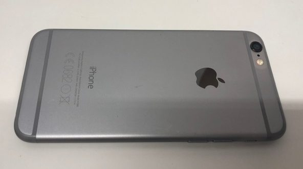 iPhone 6 64GB, 64 GB, Space Gray, Afbeelding 2