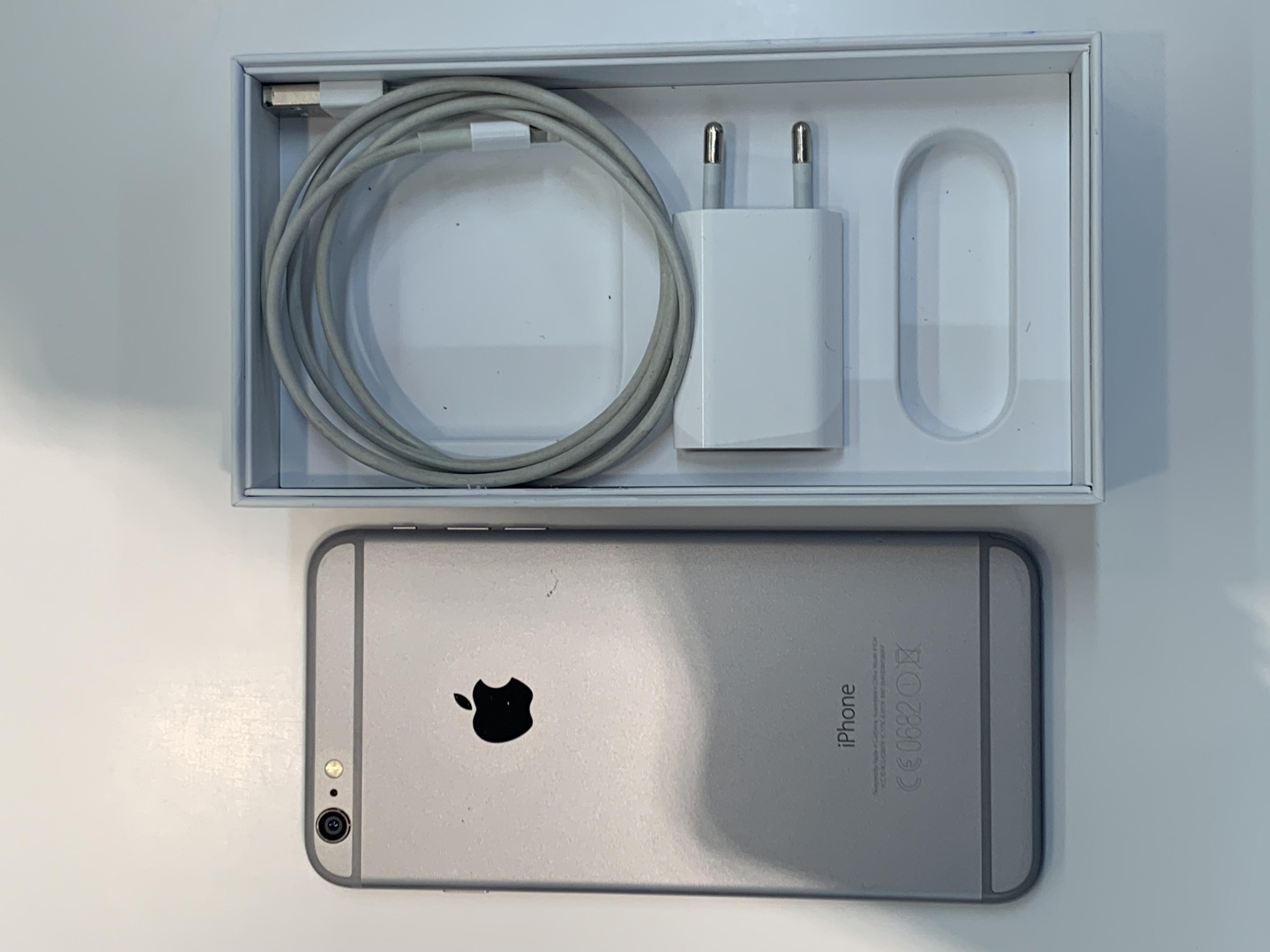 iPhone 6 Plus 16GB, 16 GB, Space Gray, imagen 9