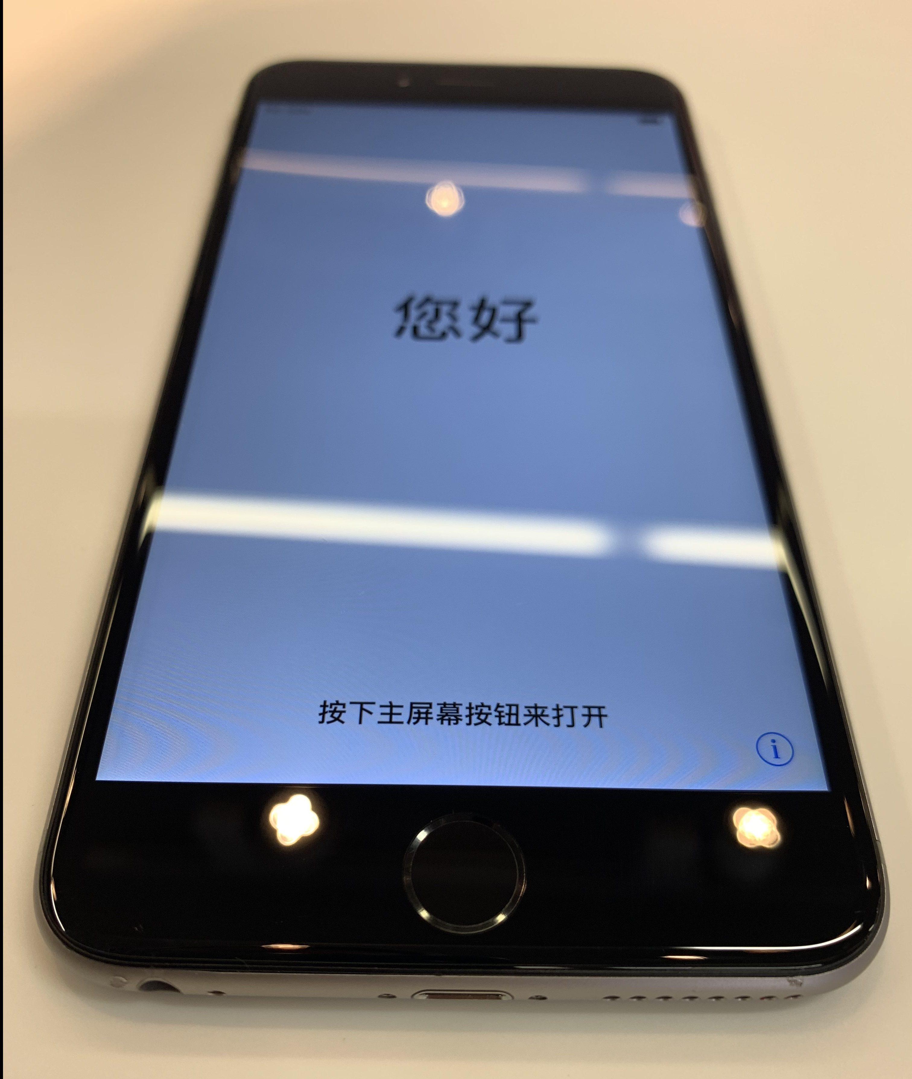 iPhone 6 Plus 16GB, 16 GB, Space Gray, imagen 1