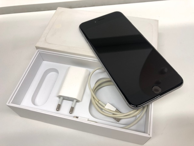 iPhone 6 Plus 64GB, 64GB, Space Gray, imagen 1