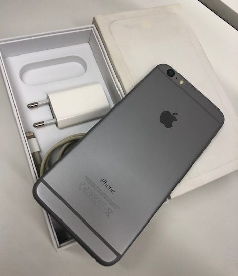 iPhone 6 Plus 64GB, 64GB, Space Gray, imagen 2