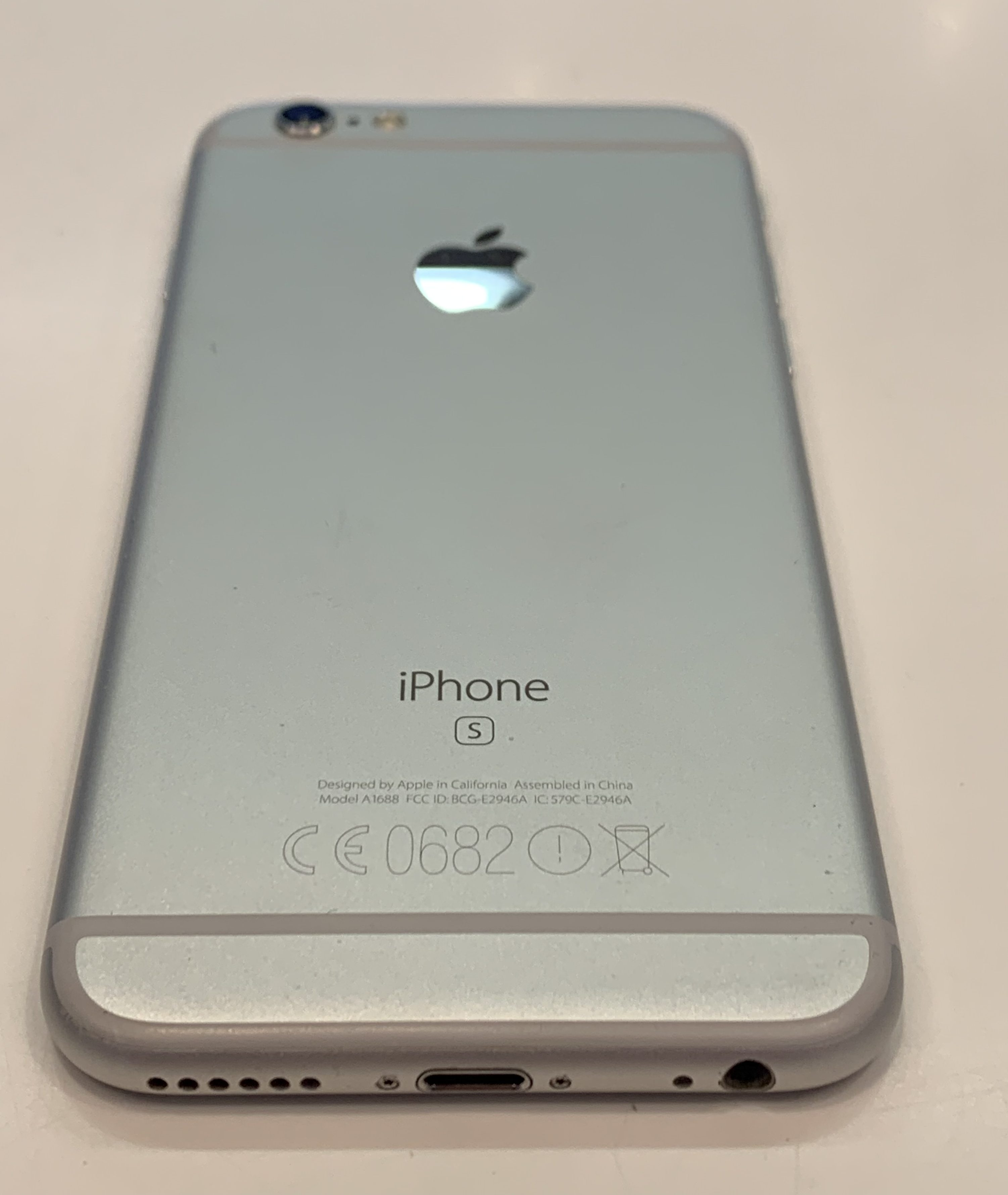 iPhone 6S 16GB, 16 GB, Silver, imagen 2