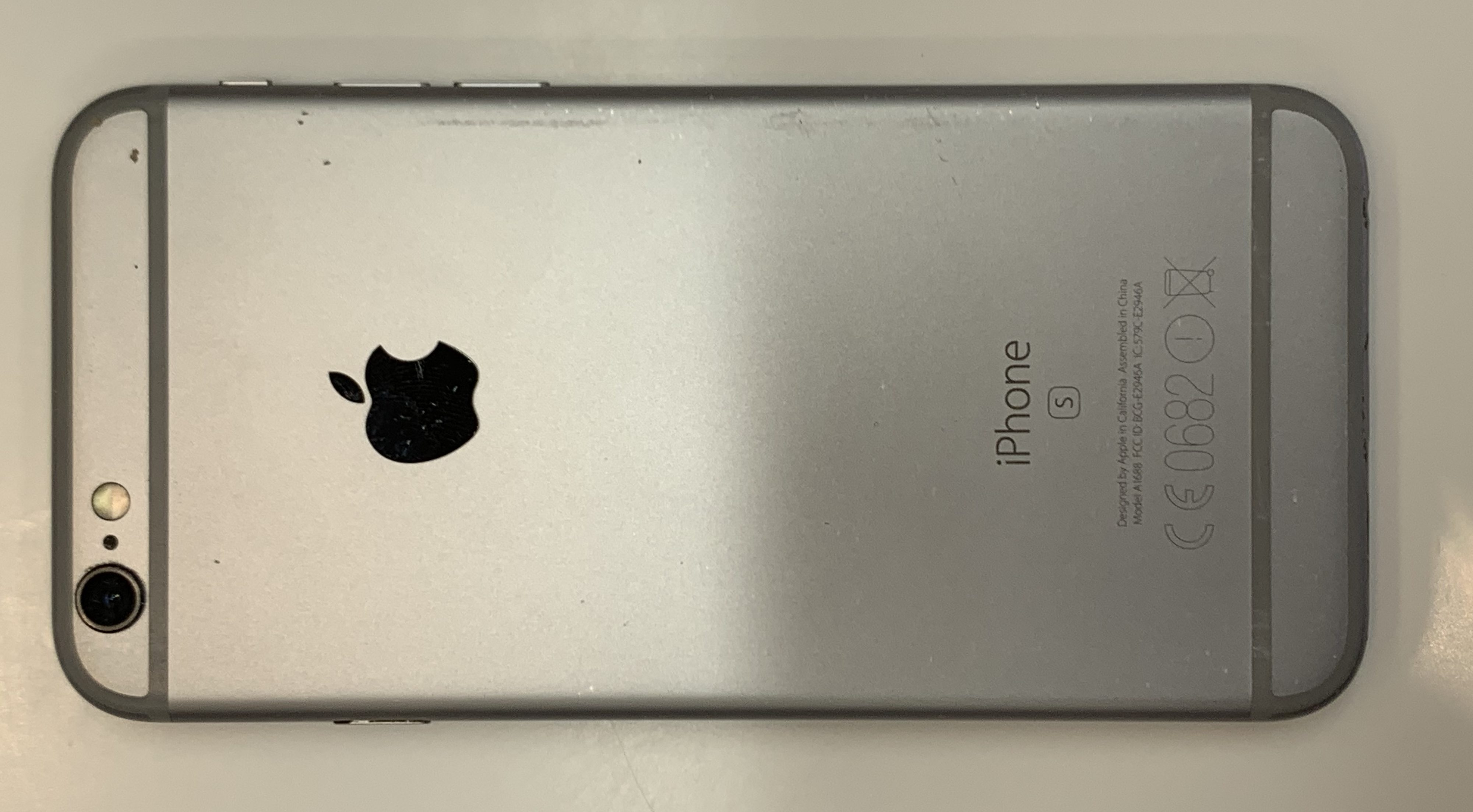 iPhone 6S 16GB, 16 GB, Space Gray, obraz 1