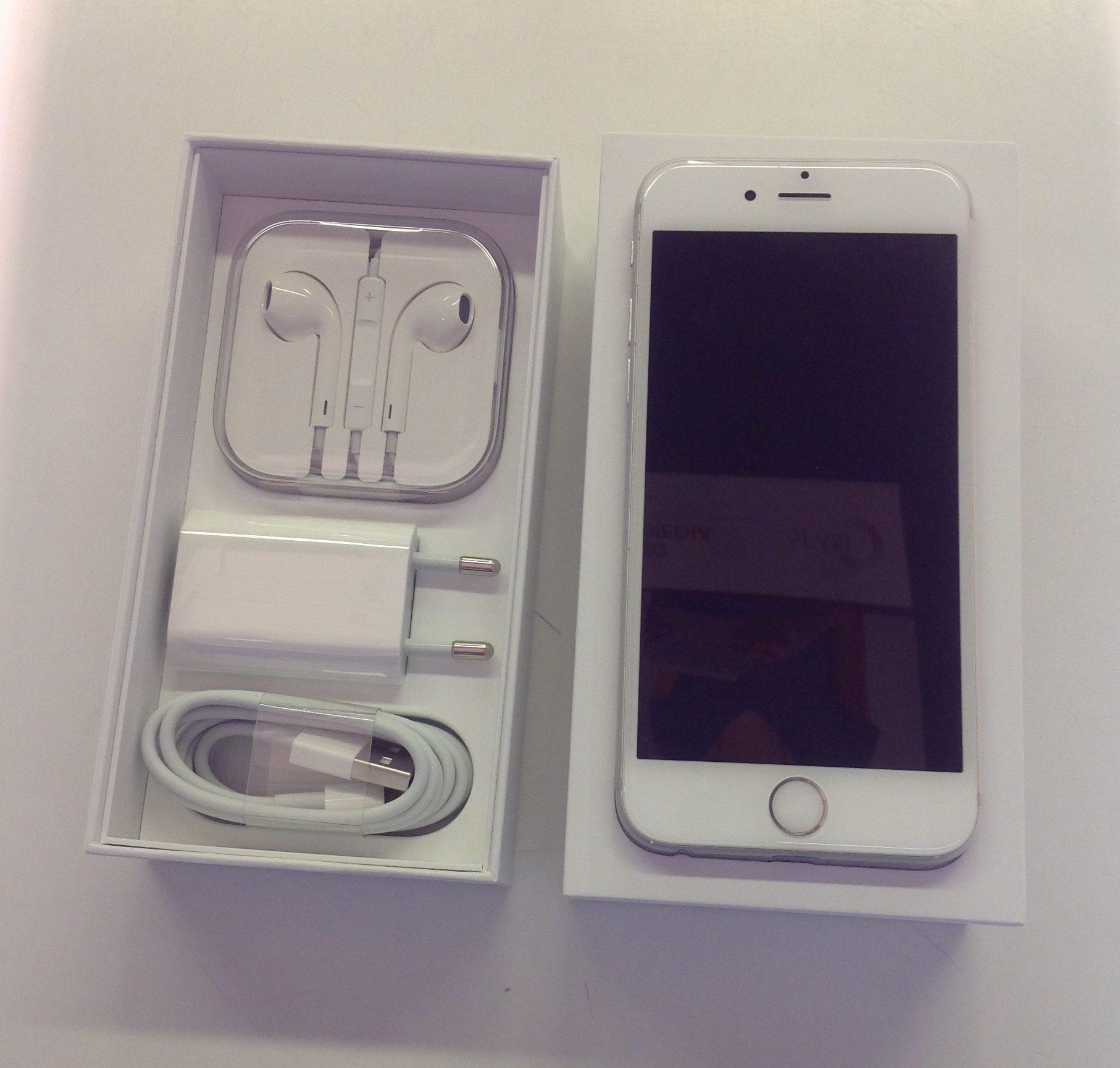 iPhone 6S 16GB, 16GB, Plata, Bild 1