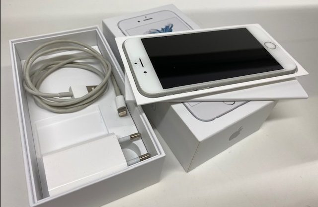 iPhone 6S 64GB, 64GB, Silver, imagen 1