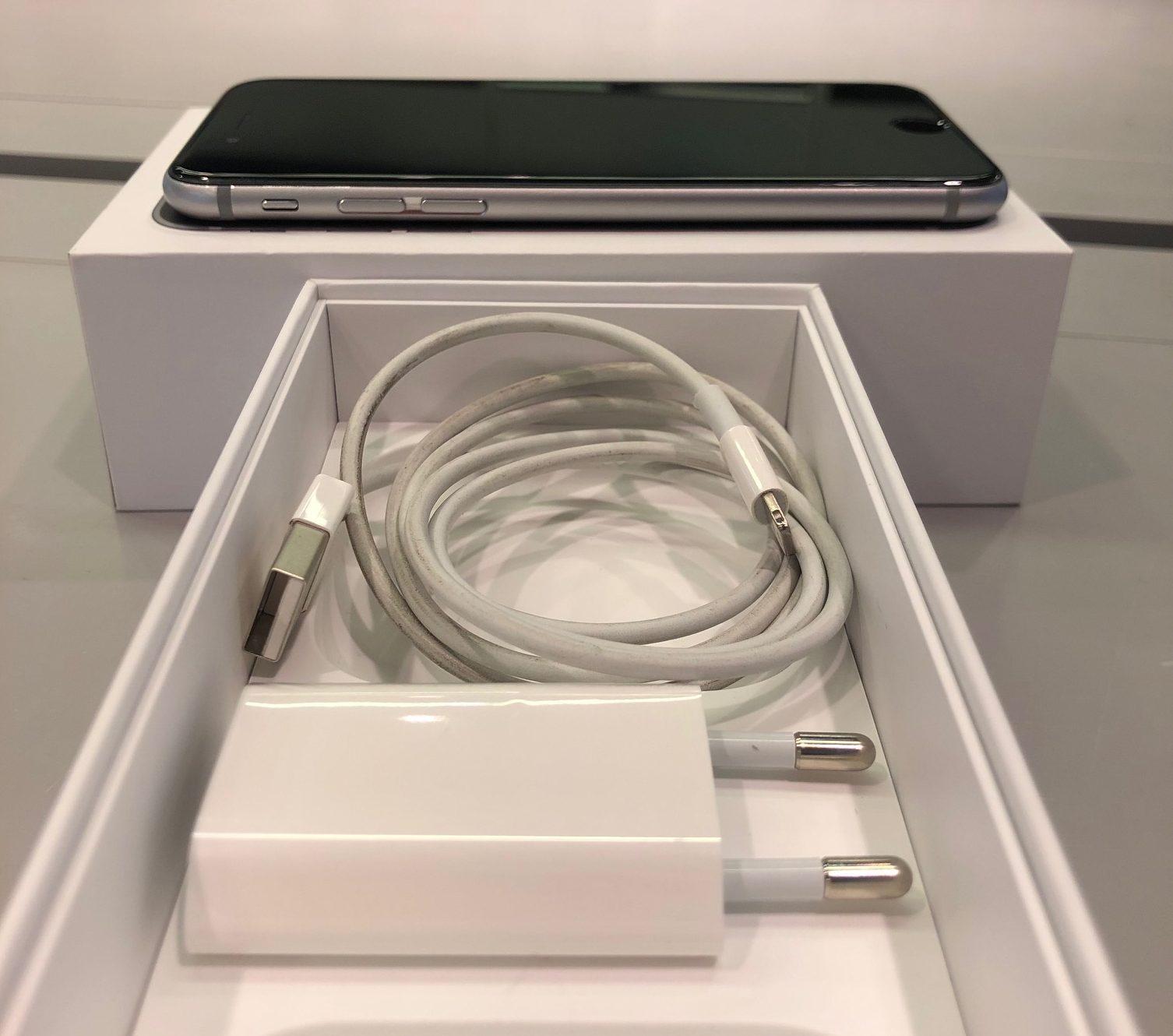 iPhone 6S 64GB, 64 GB, Space Gray, Kuva 3