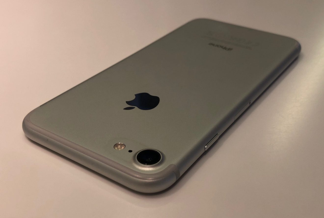 iPhone 7 32GB, 32GB, Silver, imagen 4